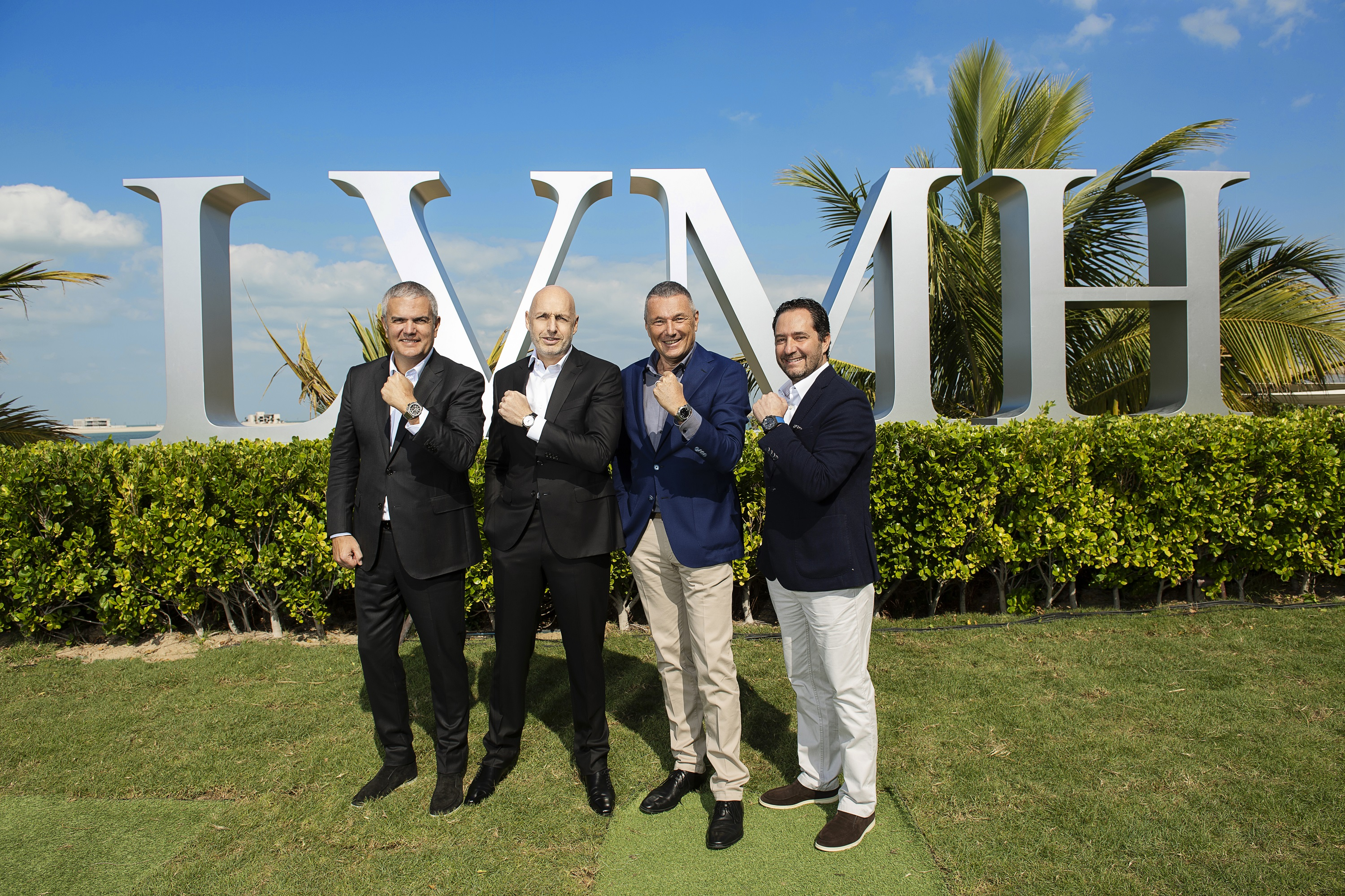 Our Favourites from the Inaugural LVMH Watch Week in Dubai