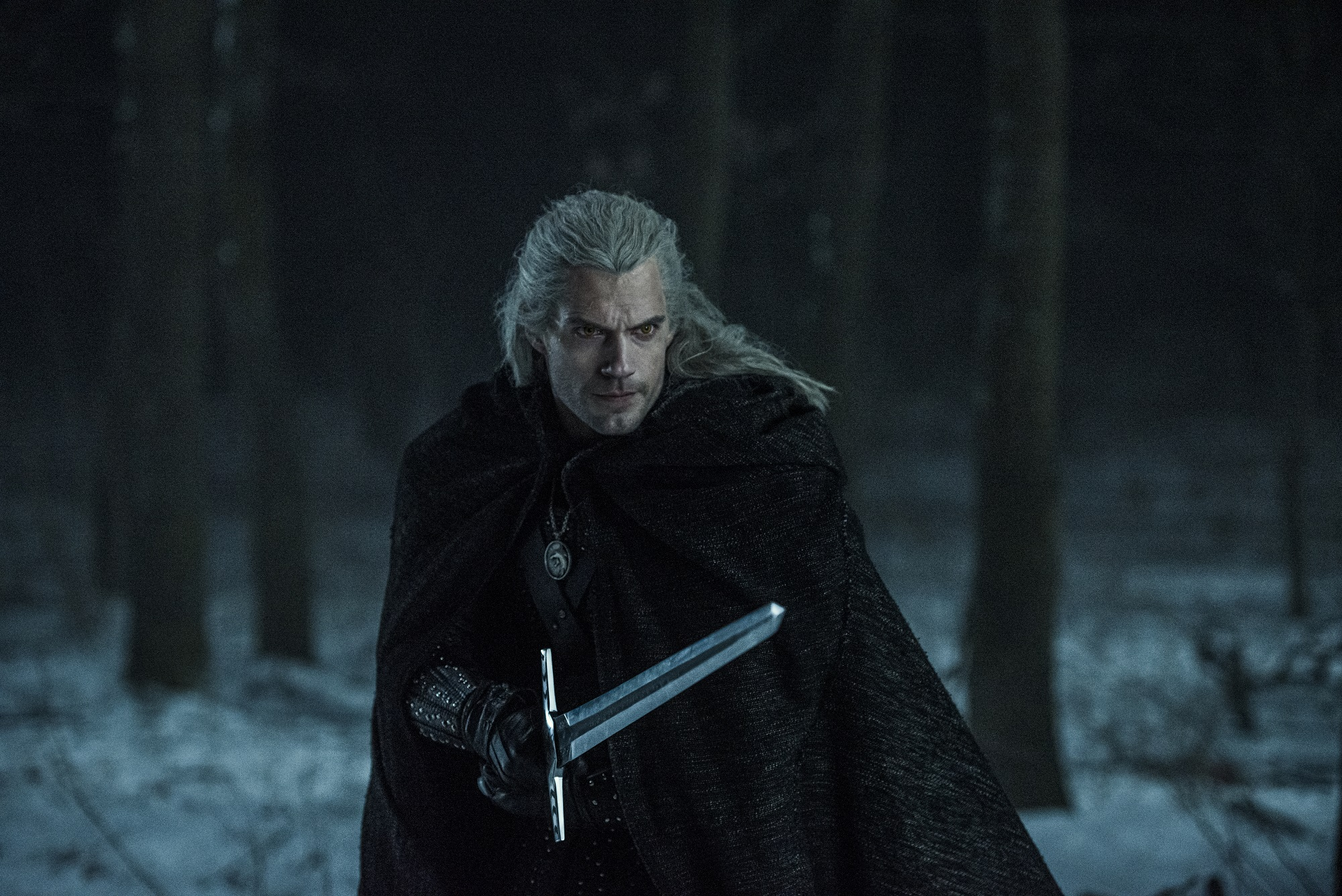 Henry Cavill breaks down his portrayal of Geralt of Rivia in Netflix's <i>The Witcher</i>
