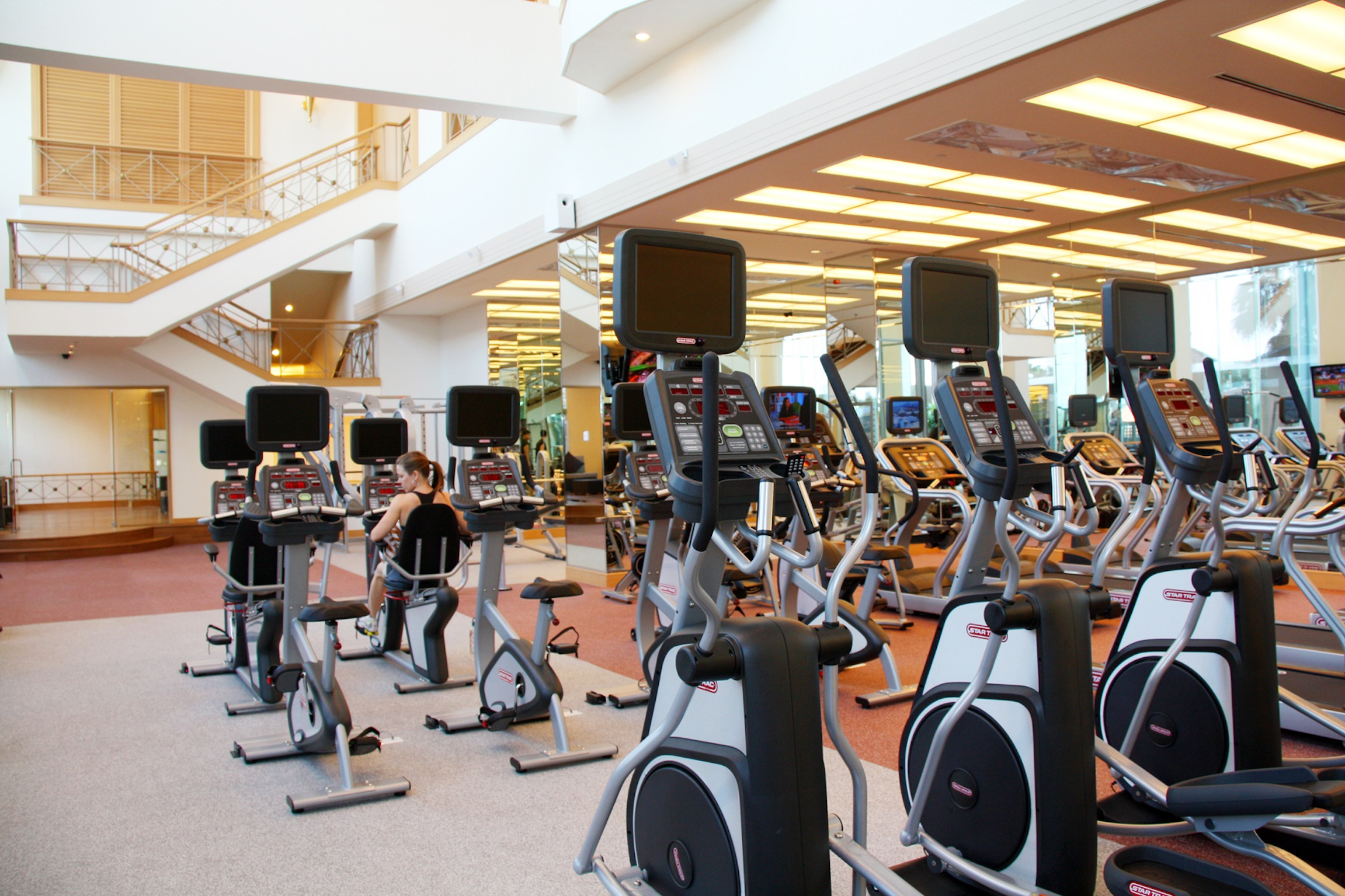 Hilton Kuala Lumpur's Gym & Spa: The Best Place For A Healthy Lifestyle