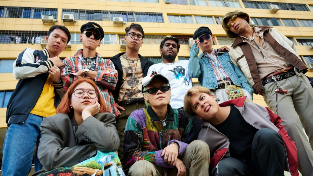 Singapore designers: Youths In Balaclava