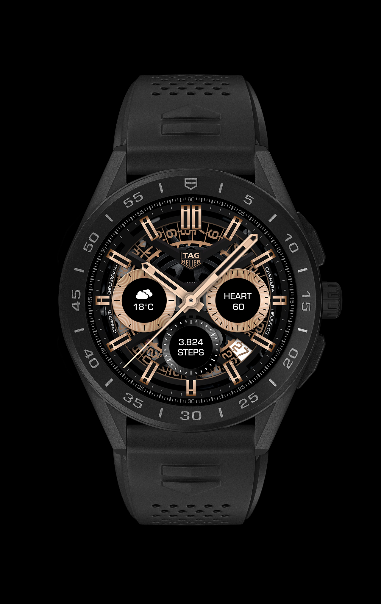 The TAG Heuer Connected bridges the physical and digital