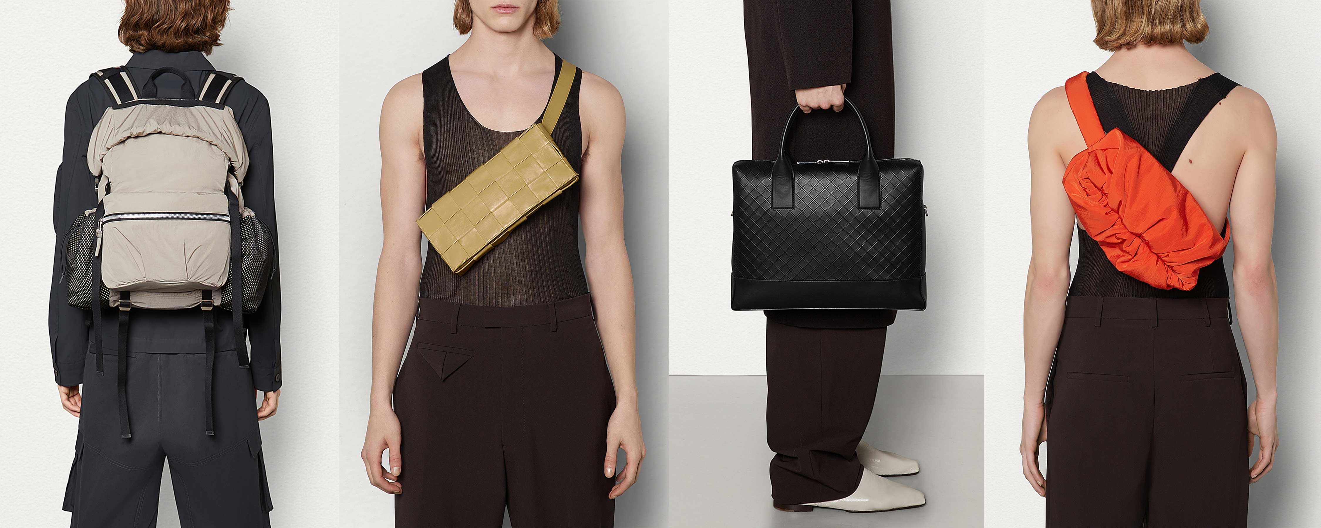 Shop Bottega Veneta's latest bags from the comfort of your home