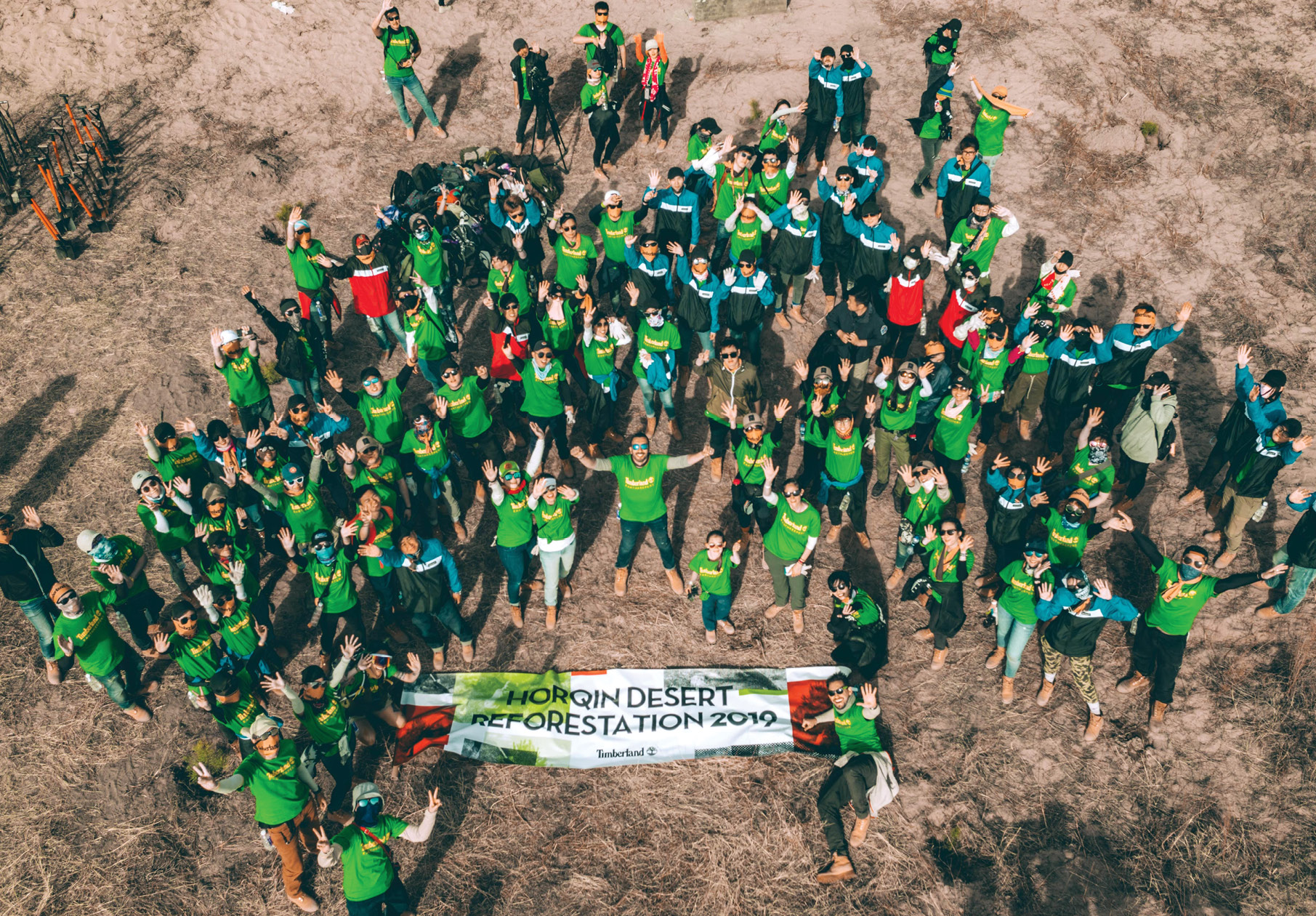 #EarthDay2020: Timberland on Nurturing Nature's Heroes
