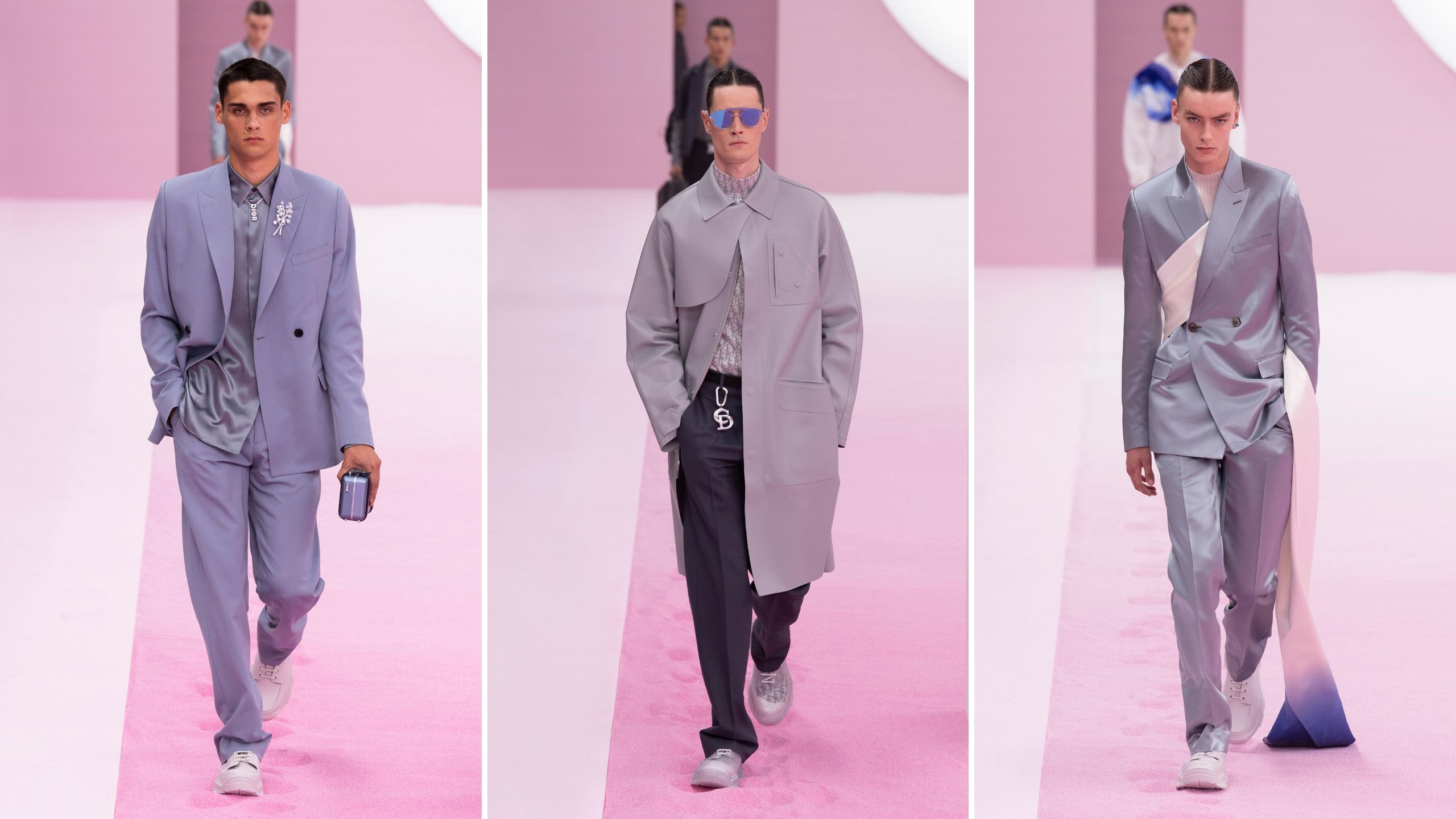 Dior Men Summer 2020: An Interplay Between Past, Present And Future