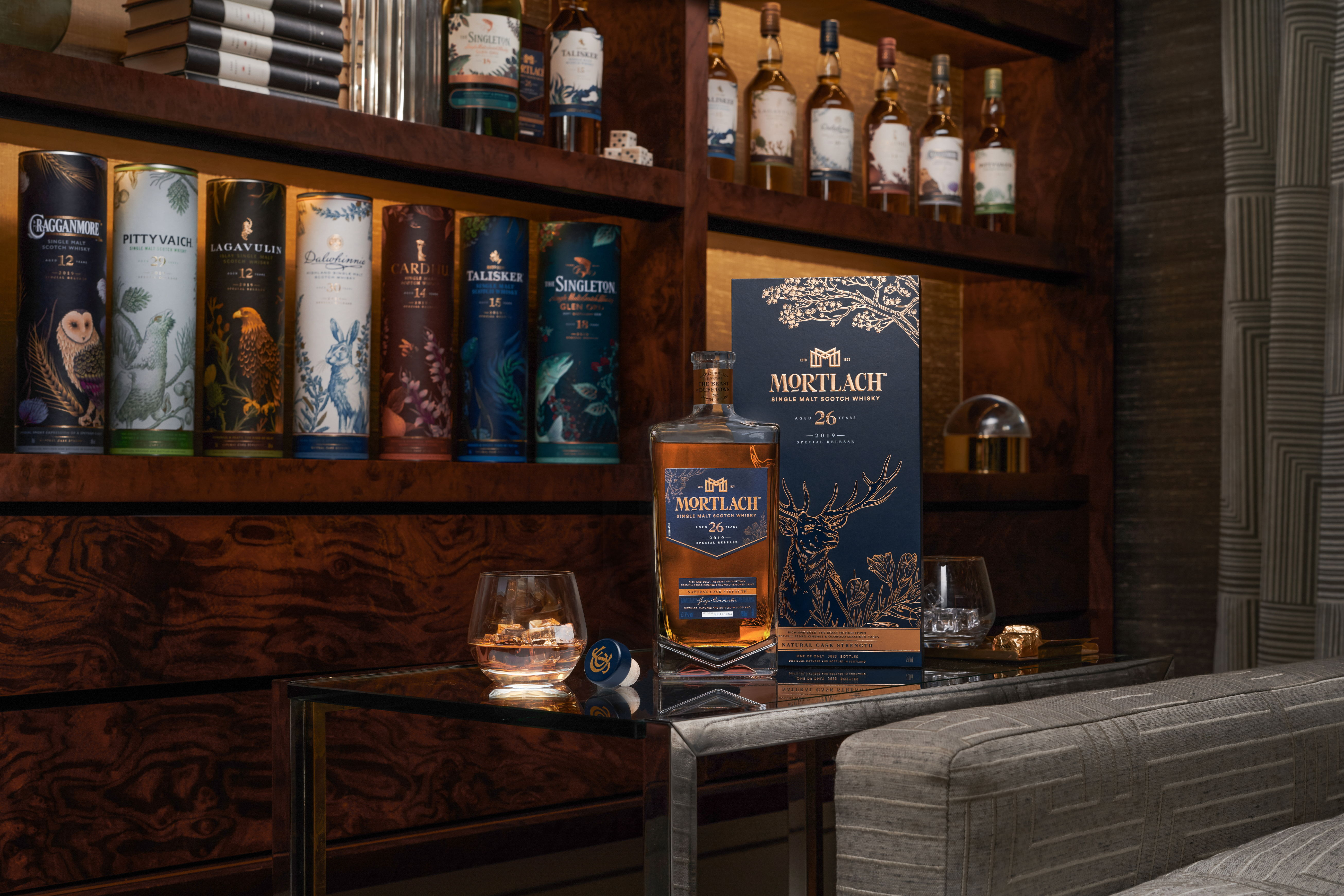 Your Complete Guide to the Diageo Rare by Nature Special Collection