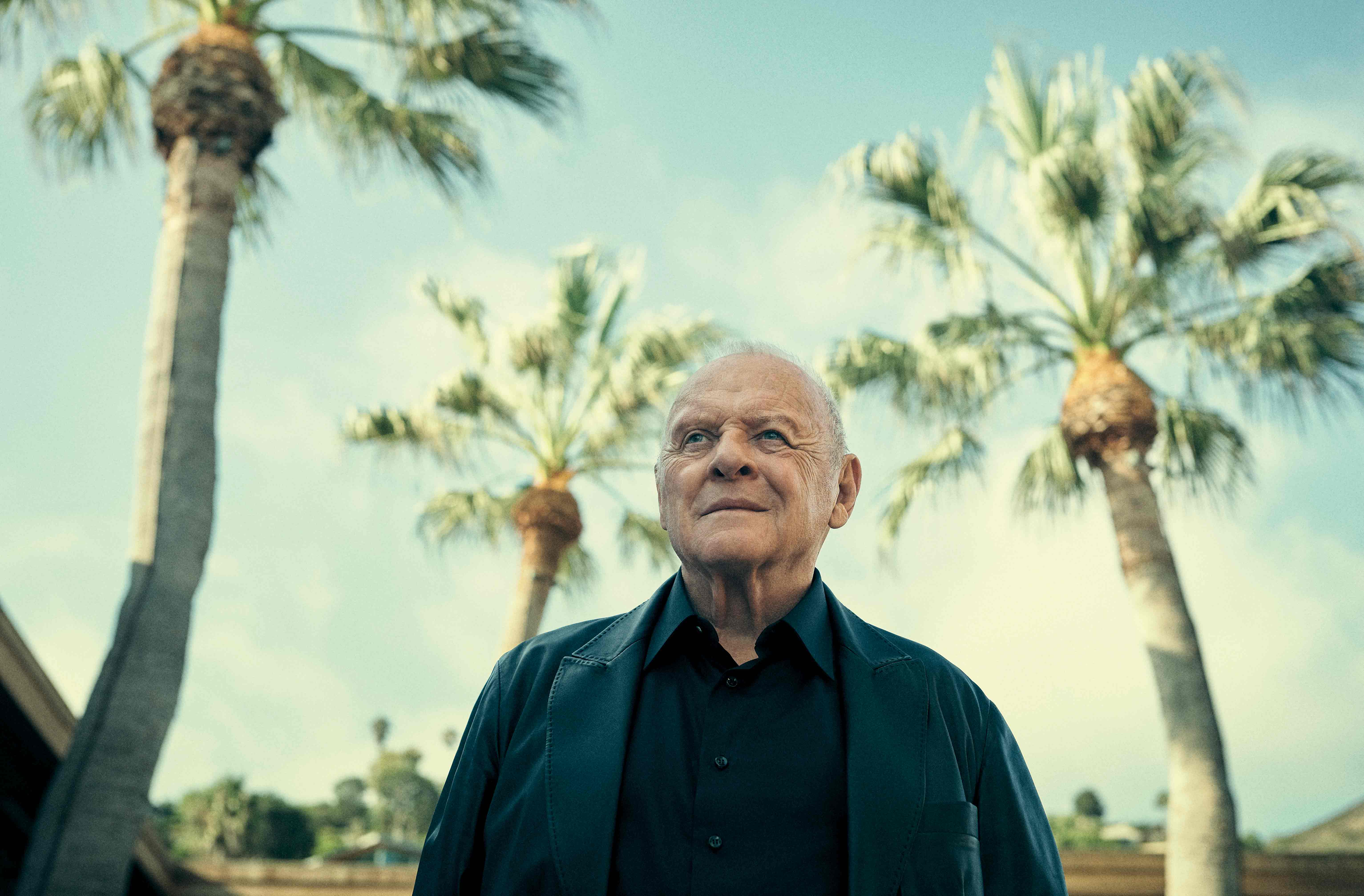 Veteran actor Anthony Hopkins takes us through his approach to life and career in Hollywood