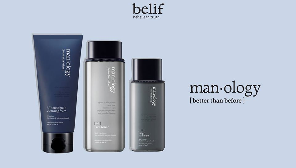 belif Manology Is The Secret To Looking Good