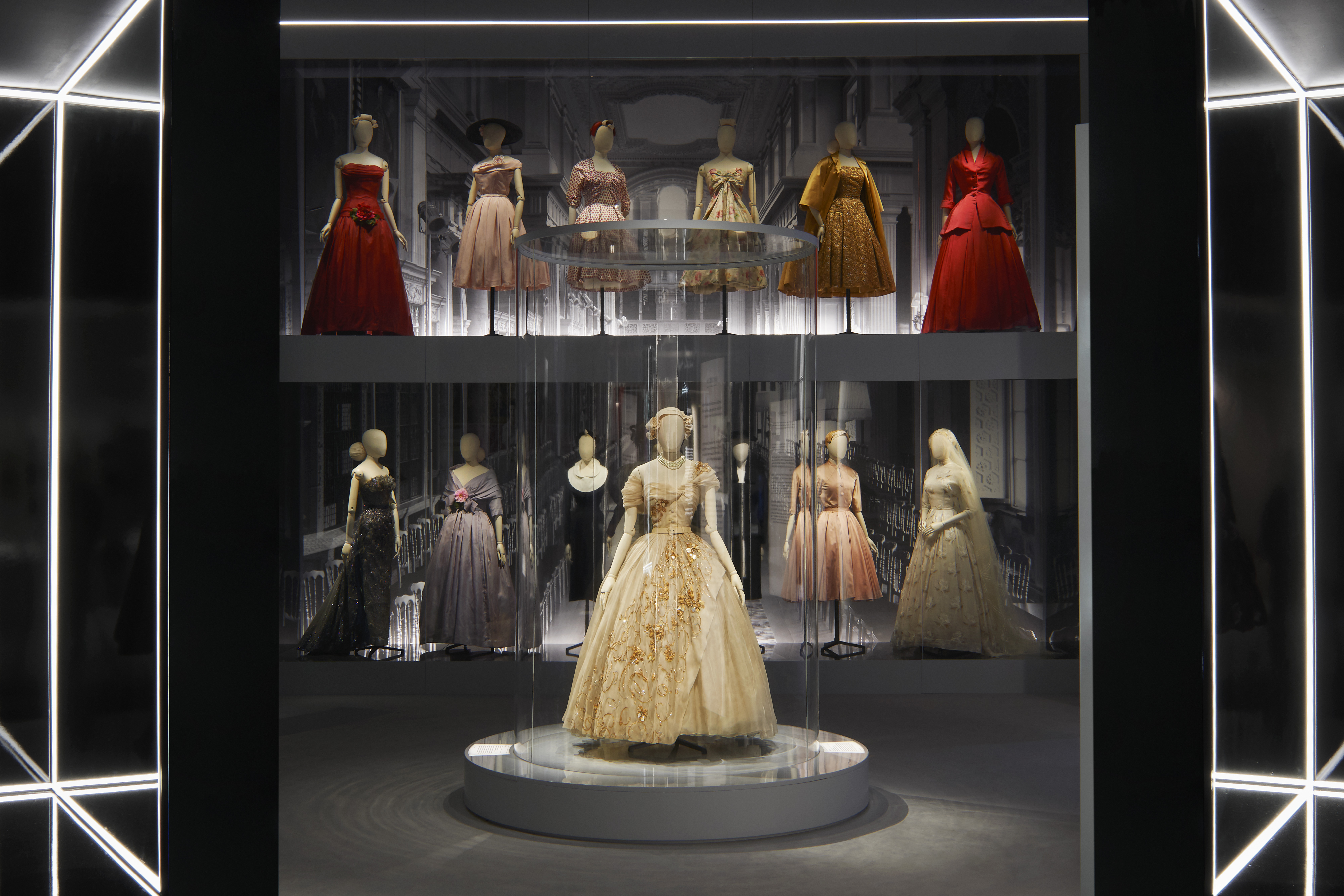 Go Behind-the-Scenes of the Lauded <i>Christian Dior: Designer of Dreams</i> Exhibition