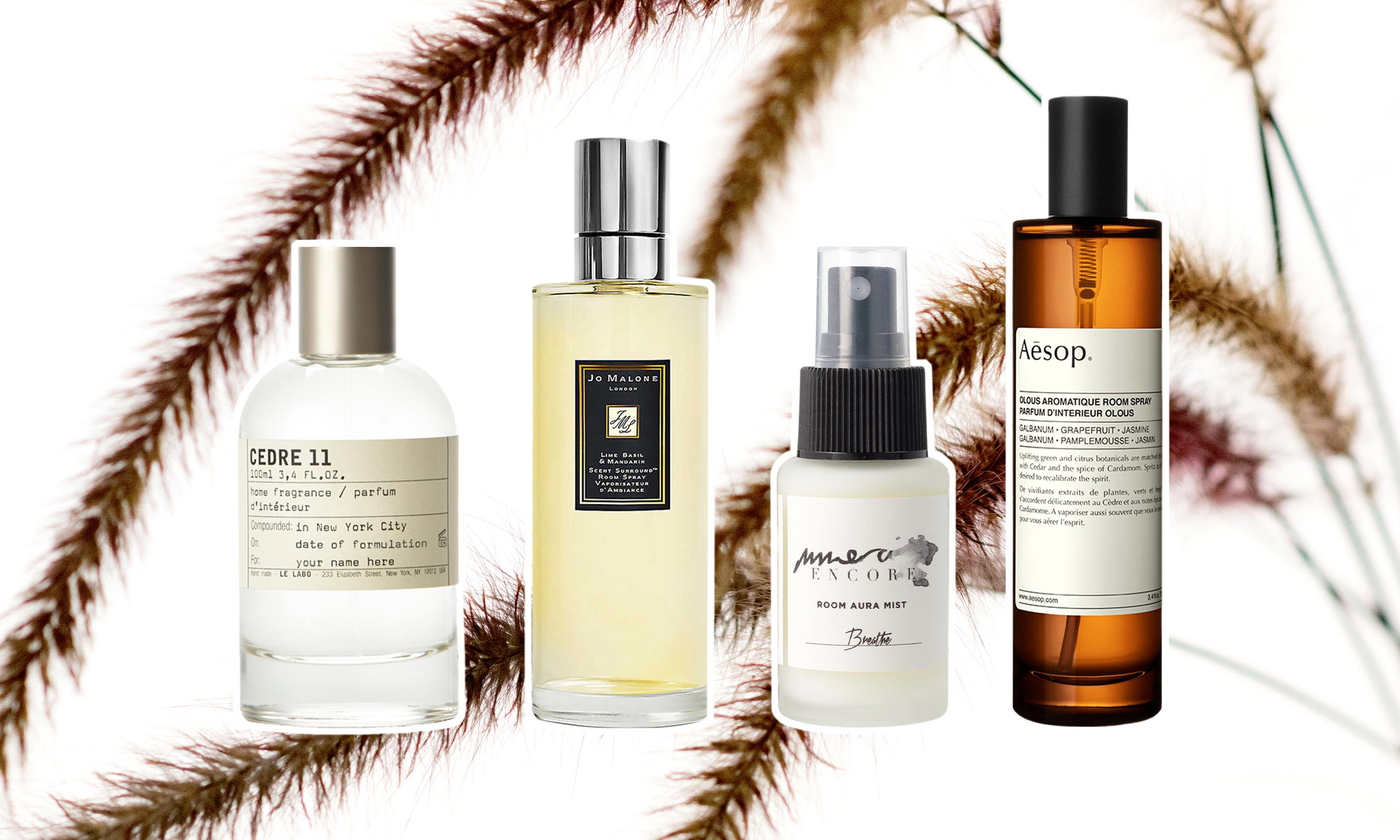 Therapeutic Room Fragrances That Put Zen Into Your Workspace