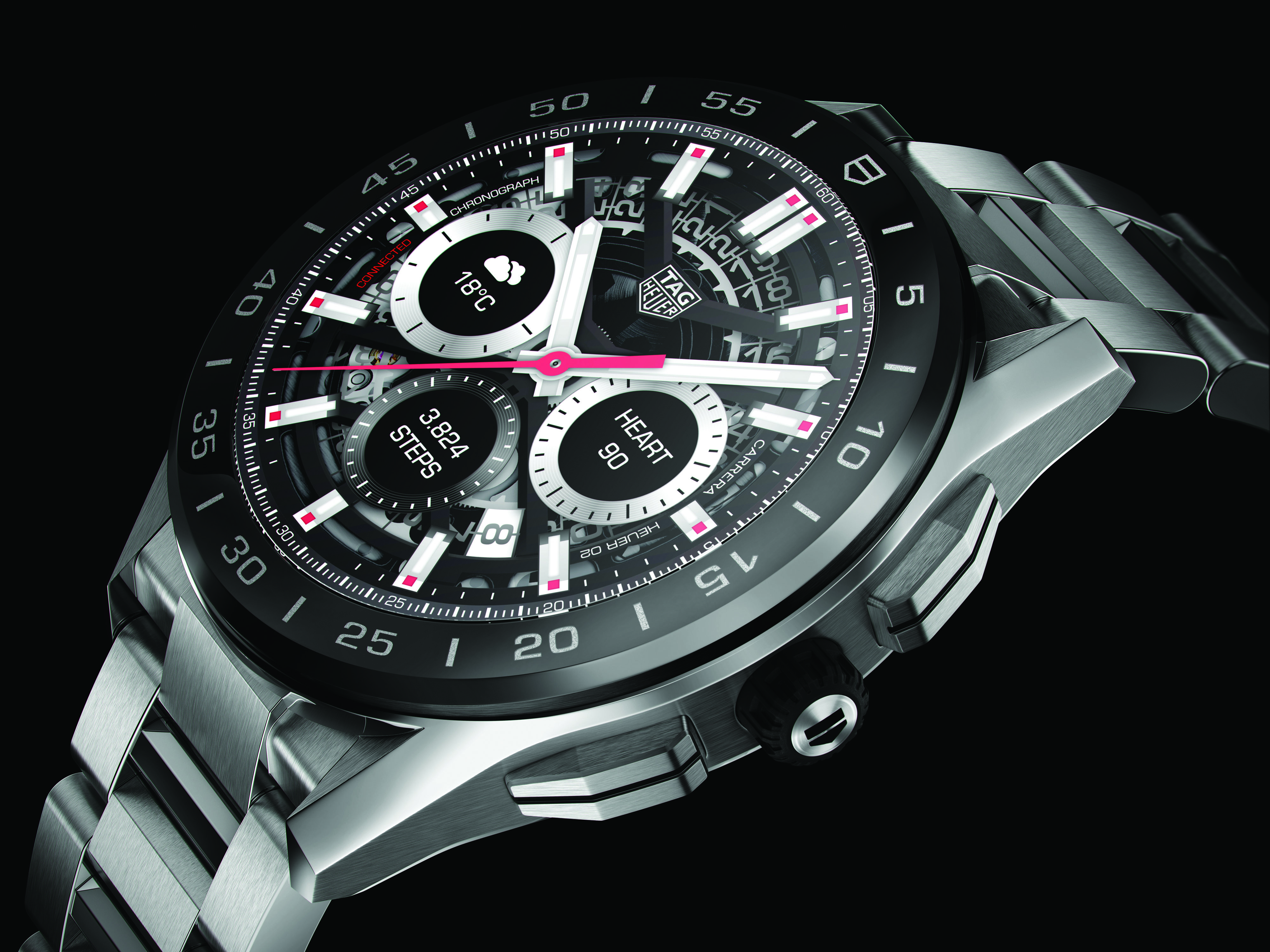 The New TAG Heuer Connected Represents Connectivity And Design Excellence