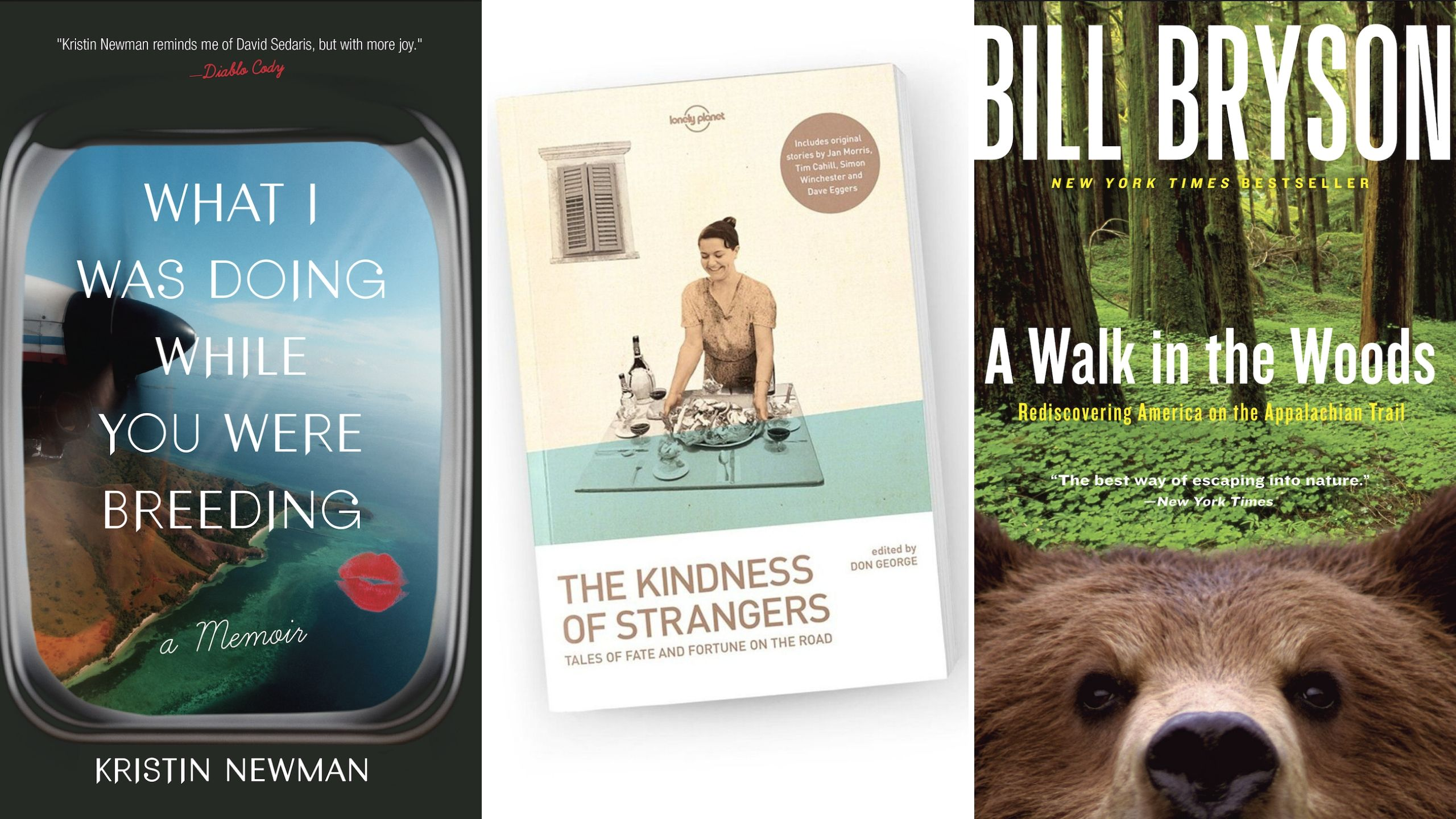 5 Travel Books That Will Take You Places, No Plane Ticket Required