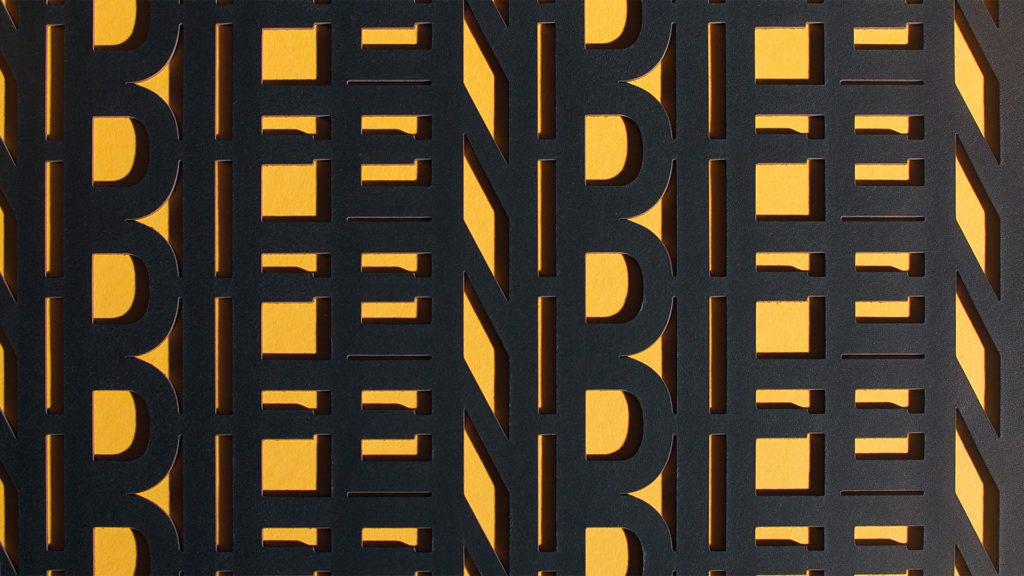 Fendi Peekaboo Lasercut detail