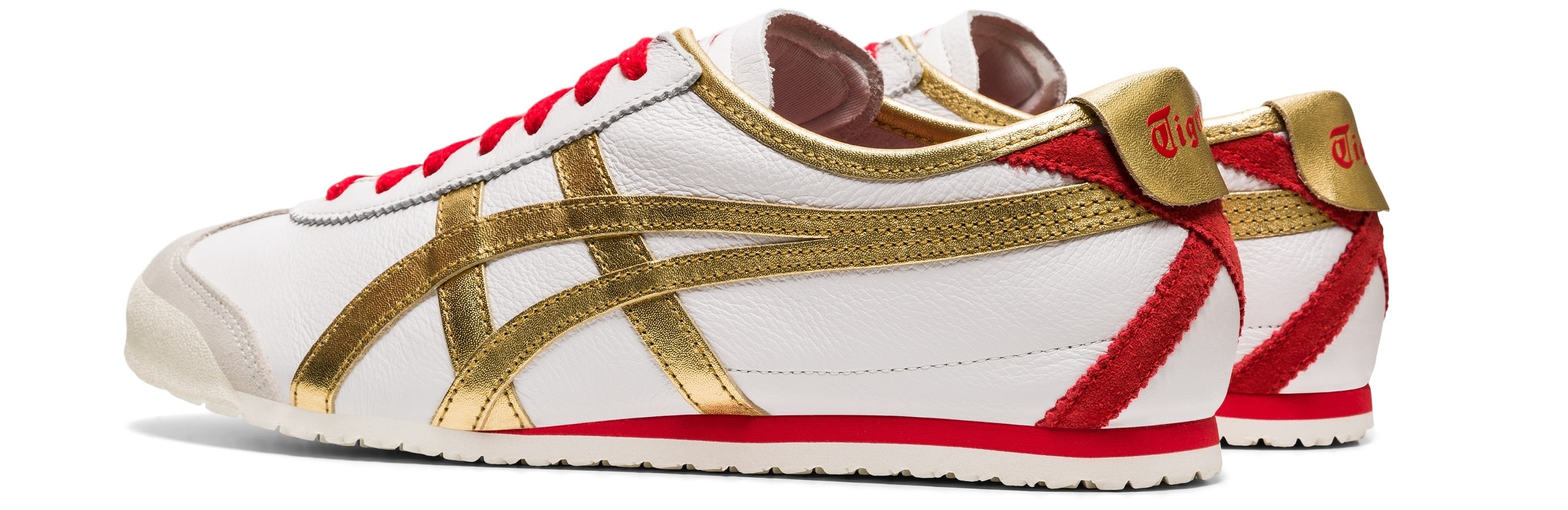 Onitsuka Tiger releases the Mexico 66 Metallic Pack