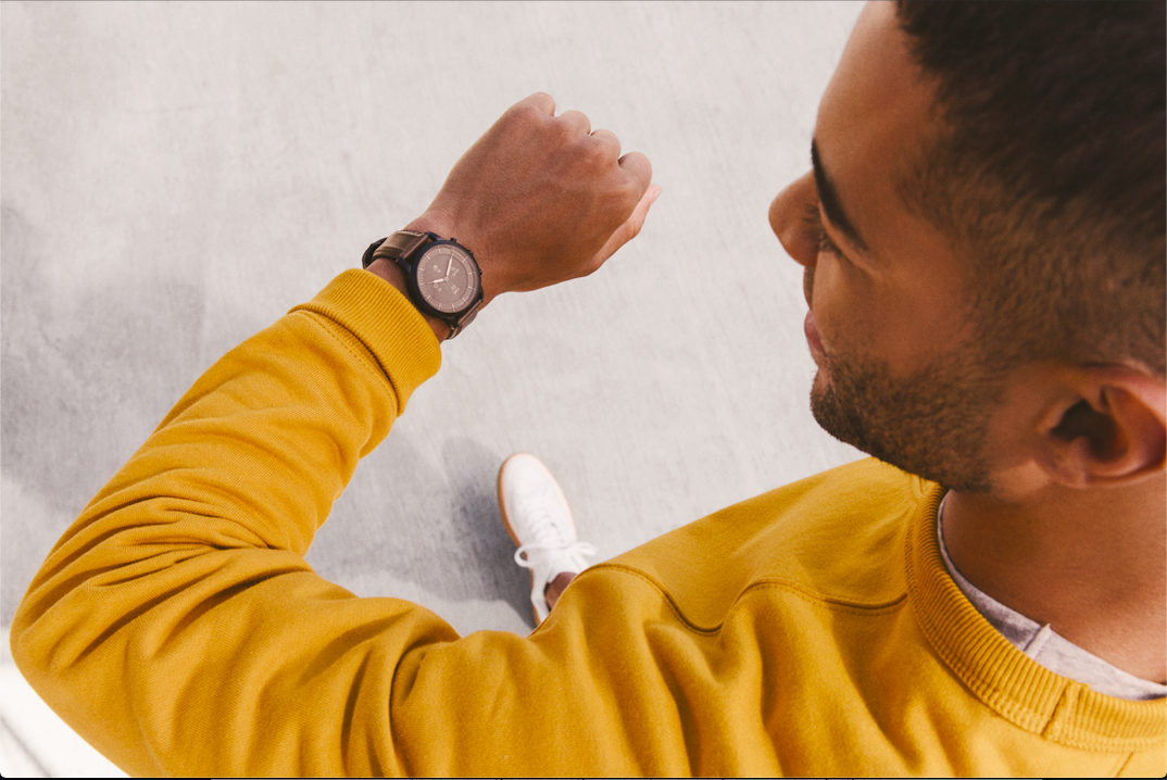 Form And Function Meet In The Fossil Hybrid HR Smartwatch