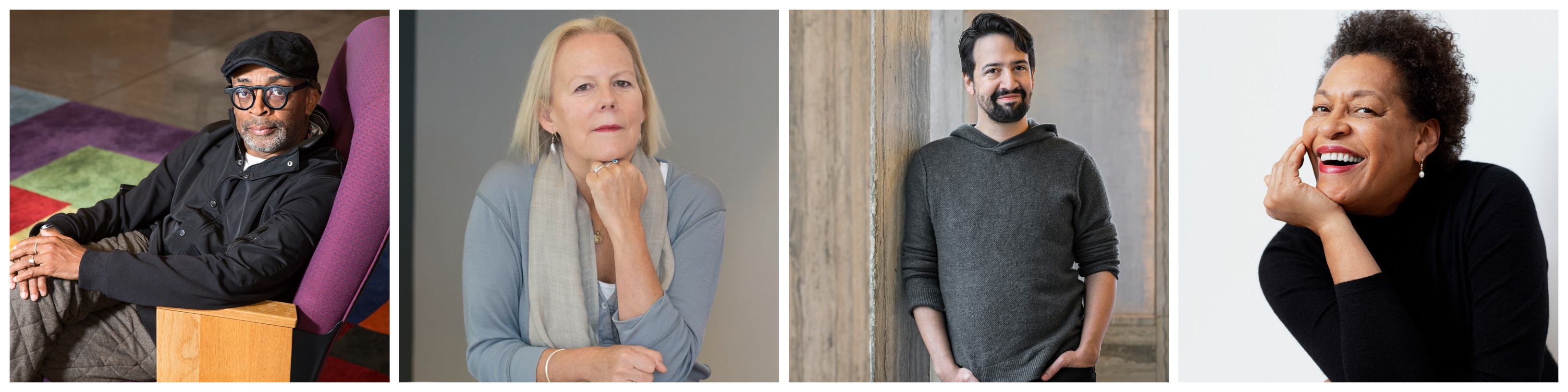 The Rolex Arts Initiative begins its latest edition with four pairs of mentors and protégés
