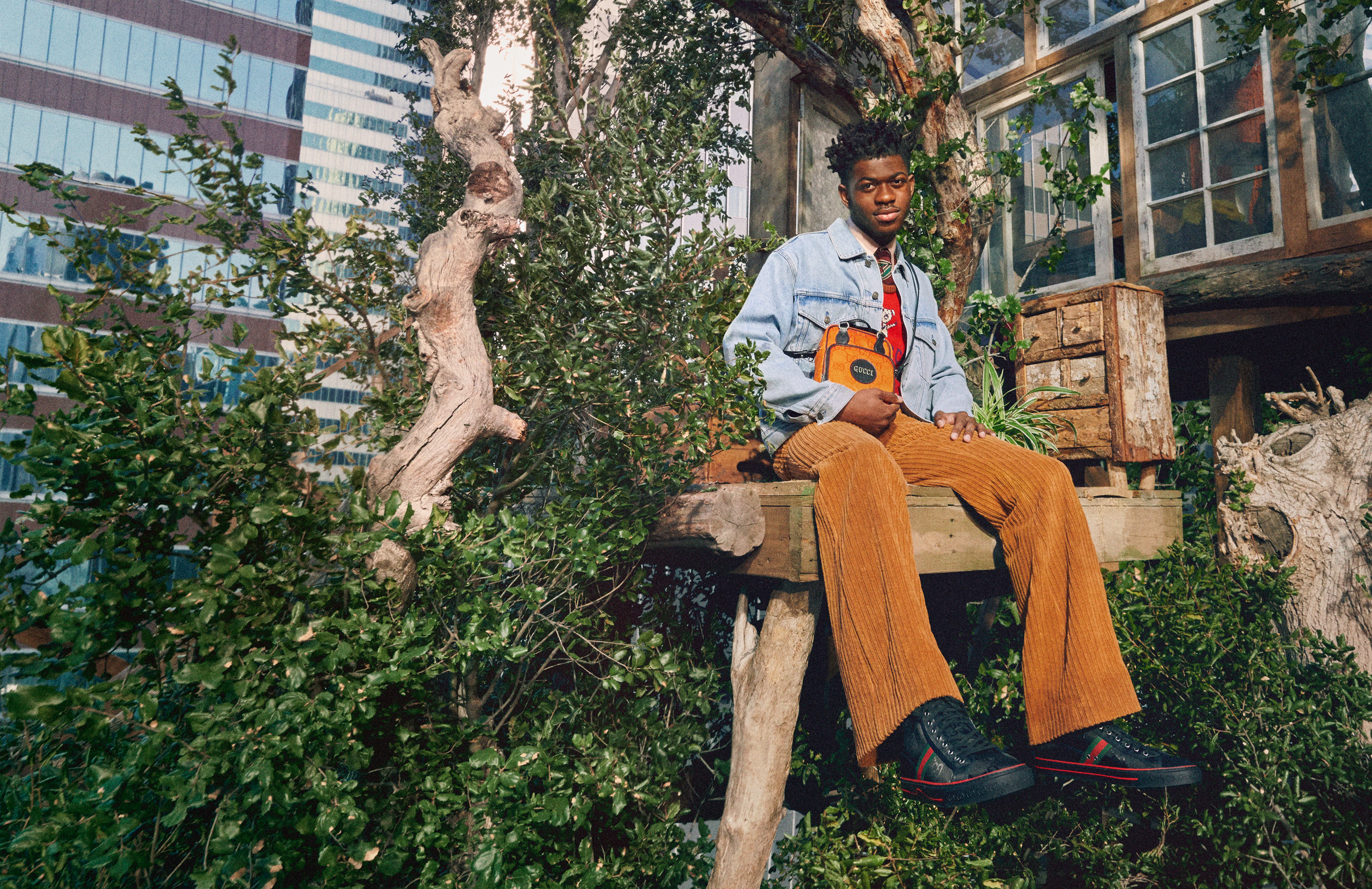 Gucci's Sustainability Project Begins With Off The Grid Collection