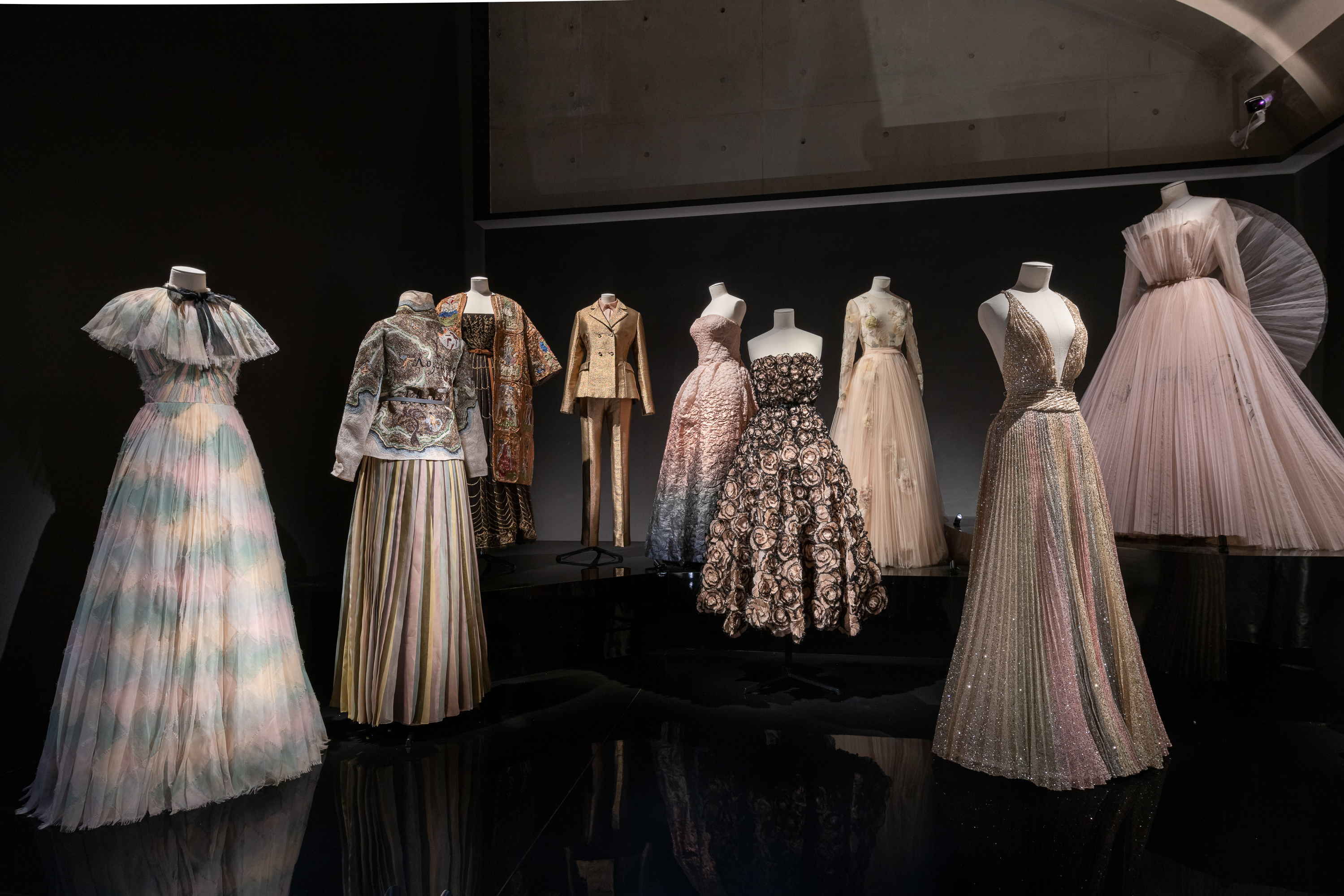 An In-Depth Look At Christian Dior's <i>Designer of Dreams</i> Exhibition In Shanghai