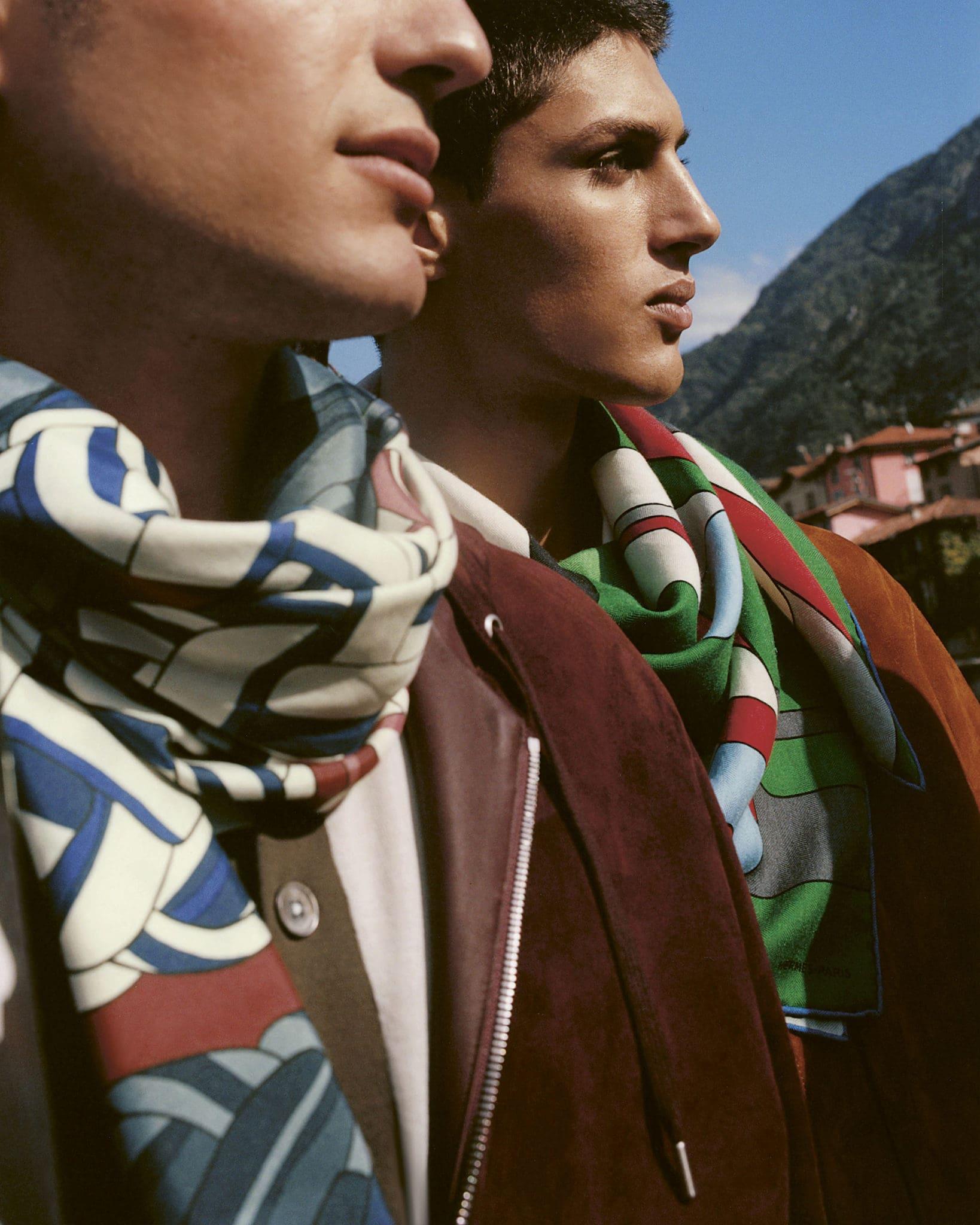 Hermès and silk: a unique savoir-faire