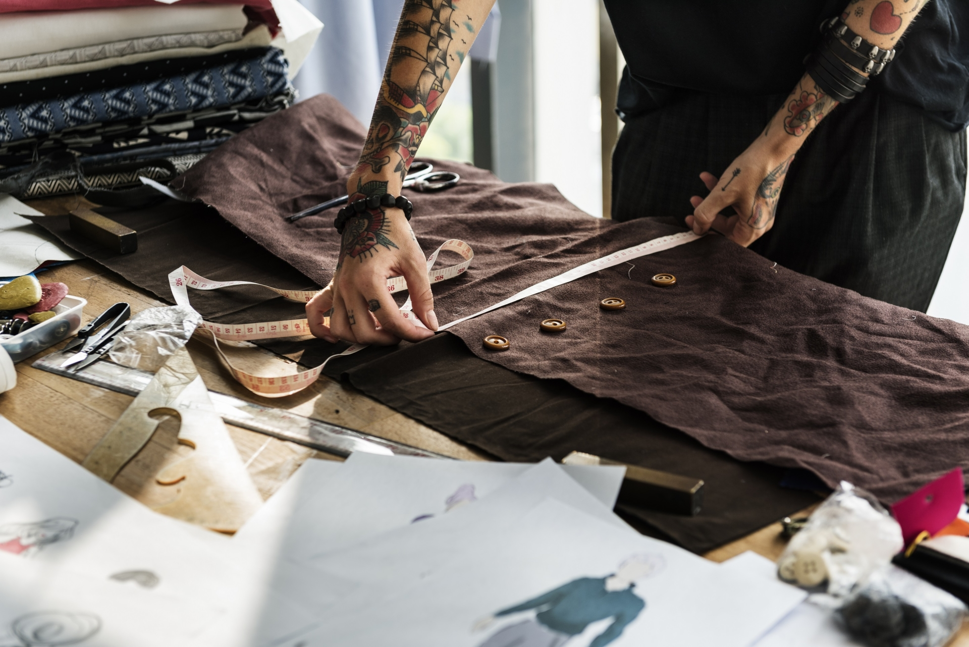 What is 'Upcycling' In Terms Of Fashion