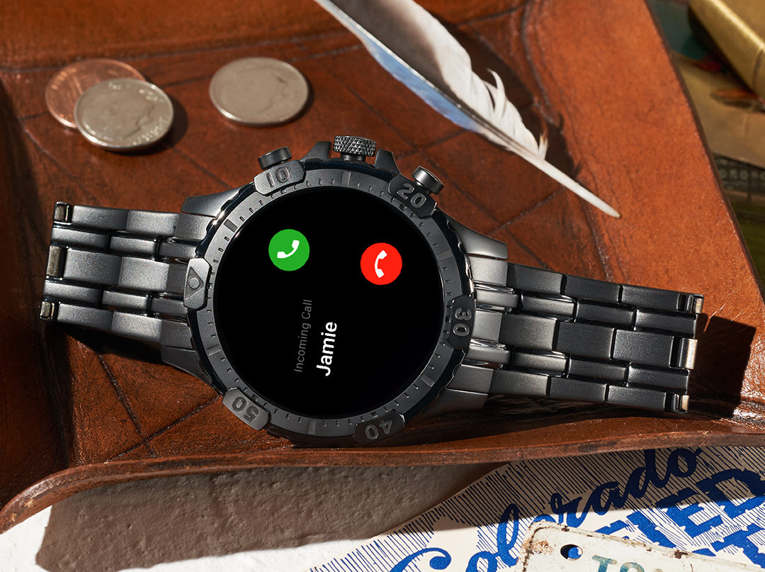 Introducing The Refreshed Fossil Gen 5 Smartwatch