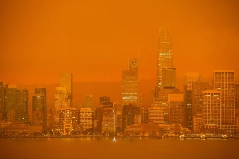 Fires Devastate The US West Coast