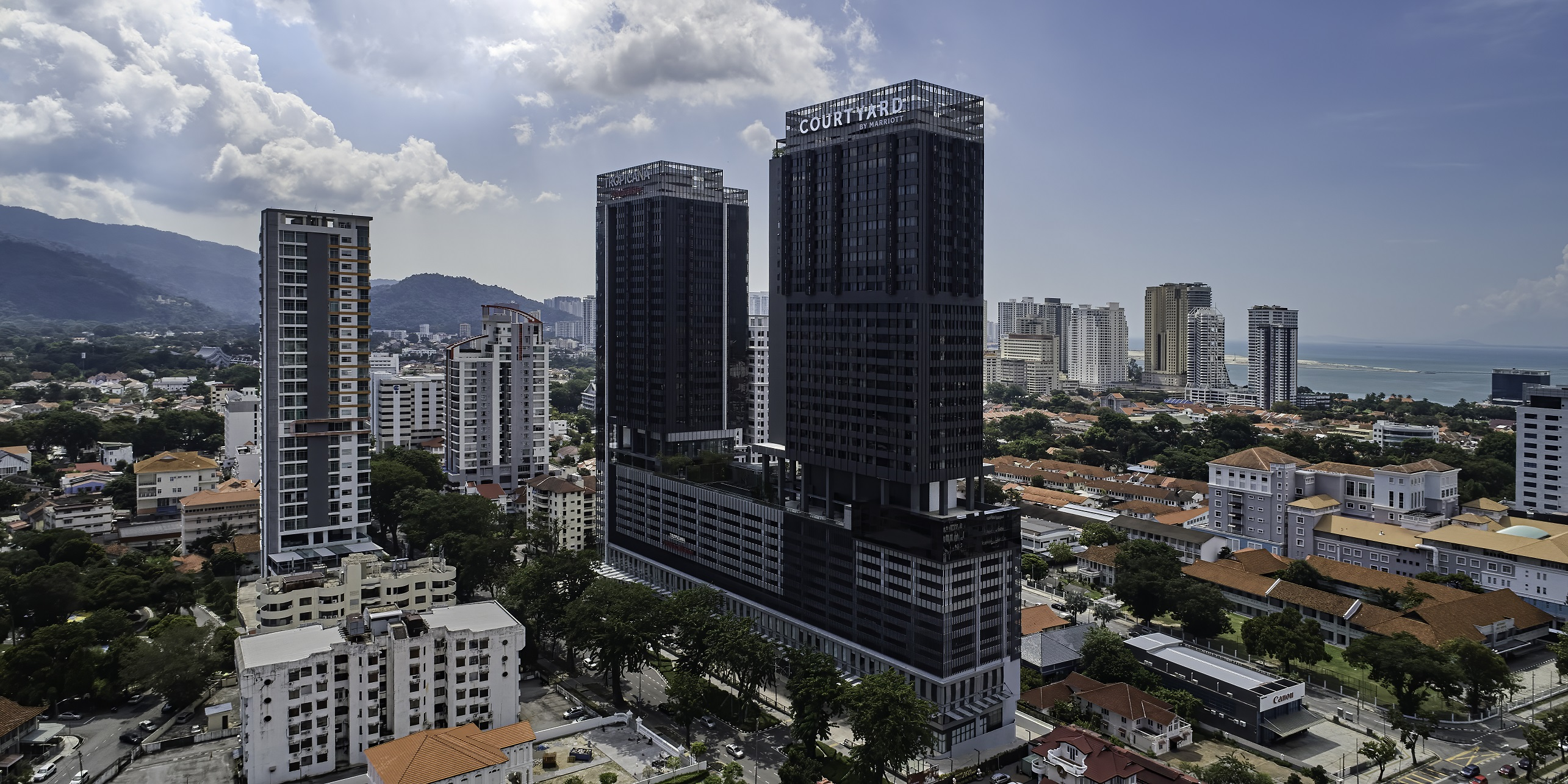 Tropicana Corporation Berhad launches Courtyard by Marriott Penang