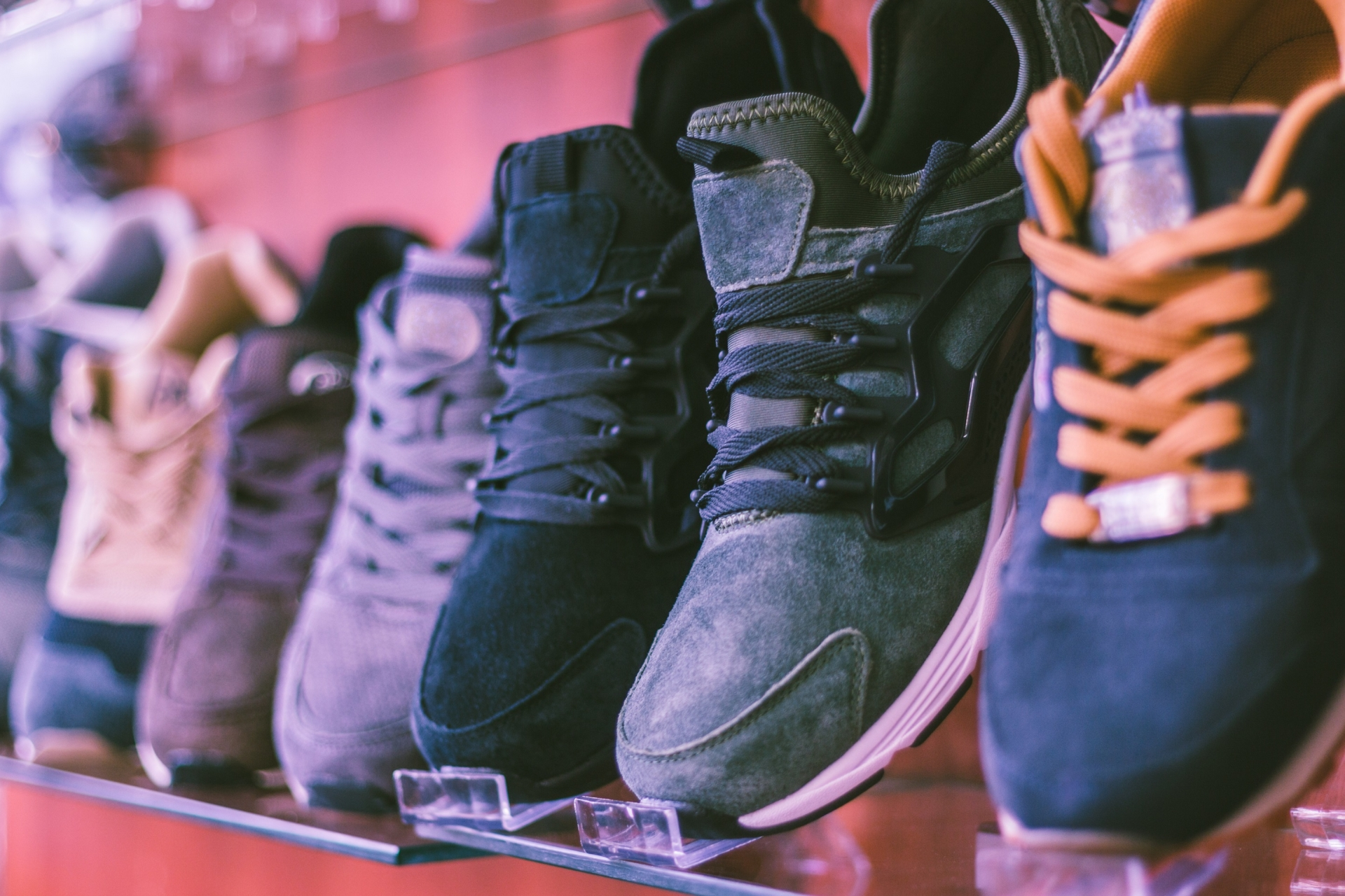 Certain Sneaker Brands Do Well In Some Countries Compared To Others