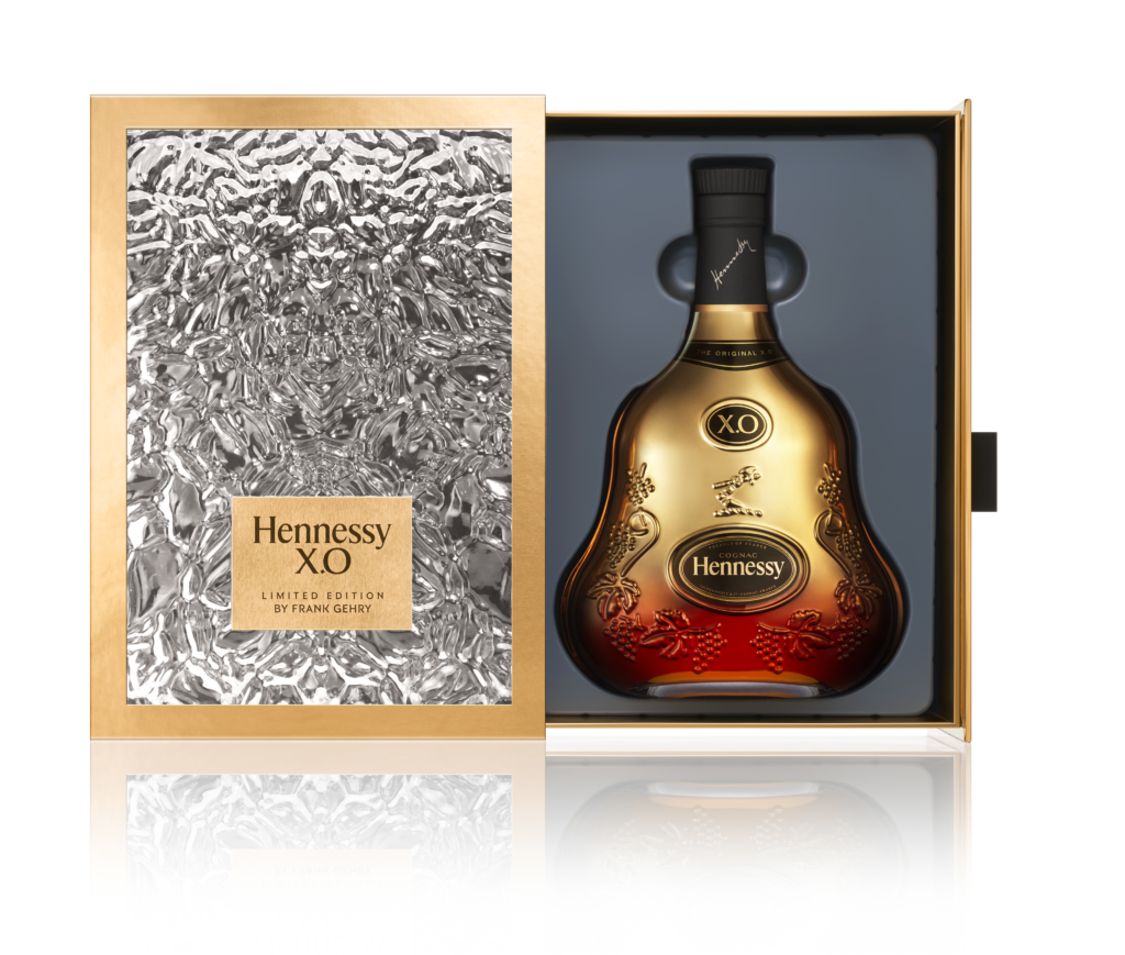 hennessy xo frank gehry