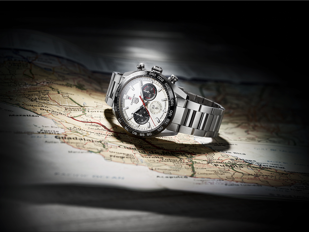 Race On With The Carrera Sport Chronograph 160 Years Special Edition