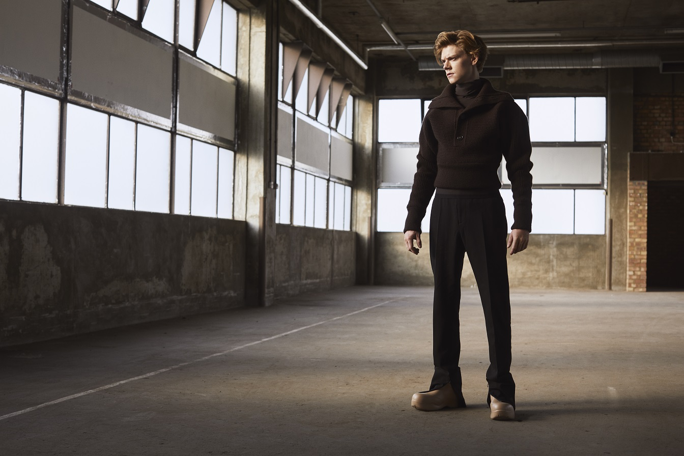 Thomas Brodie-Sangster and The Queen's Gambit