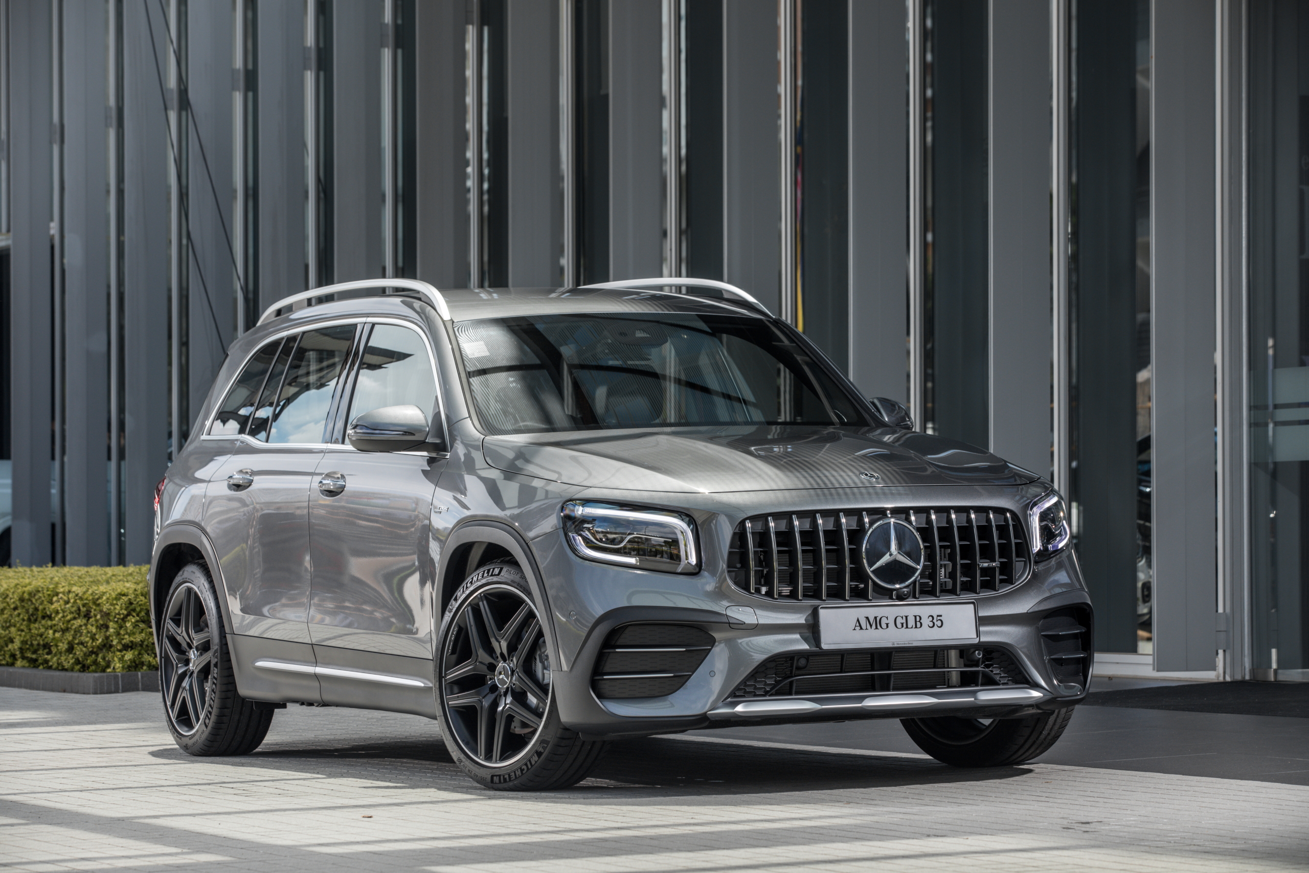 The Mercedes GLB Is An SUV That Stays True To Its Class