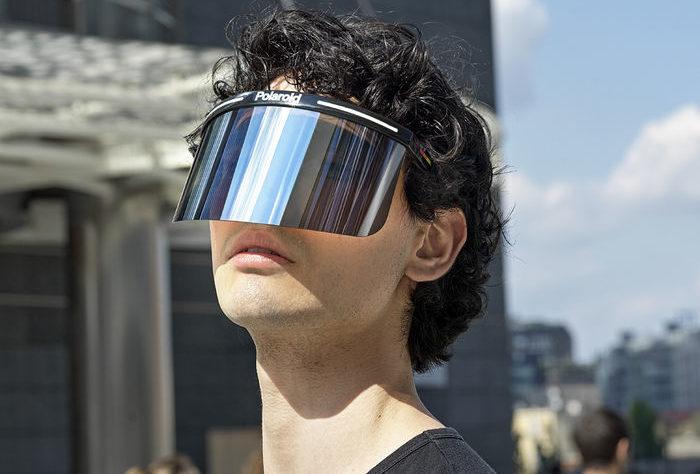 Polaroid Eyewear Introduces Its New Visor To Protect Eyes
