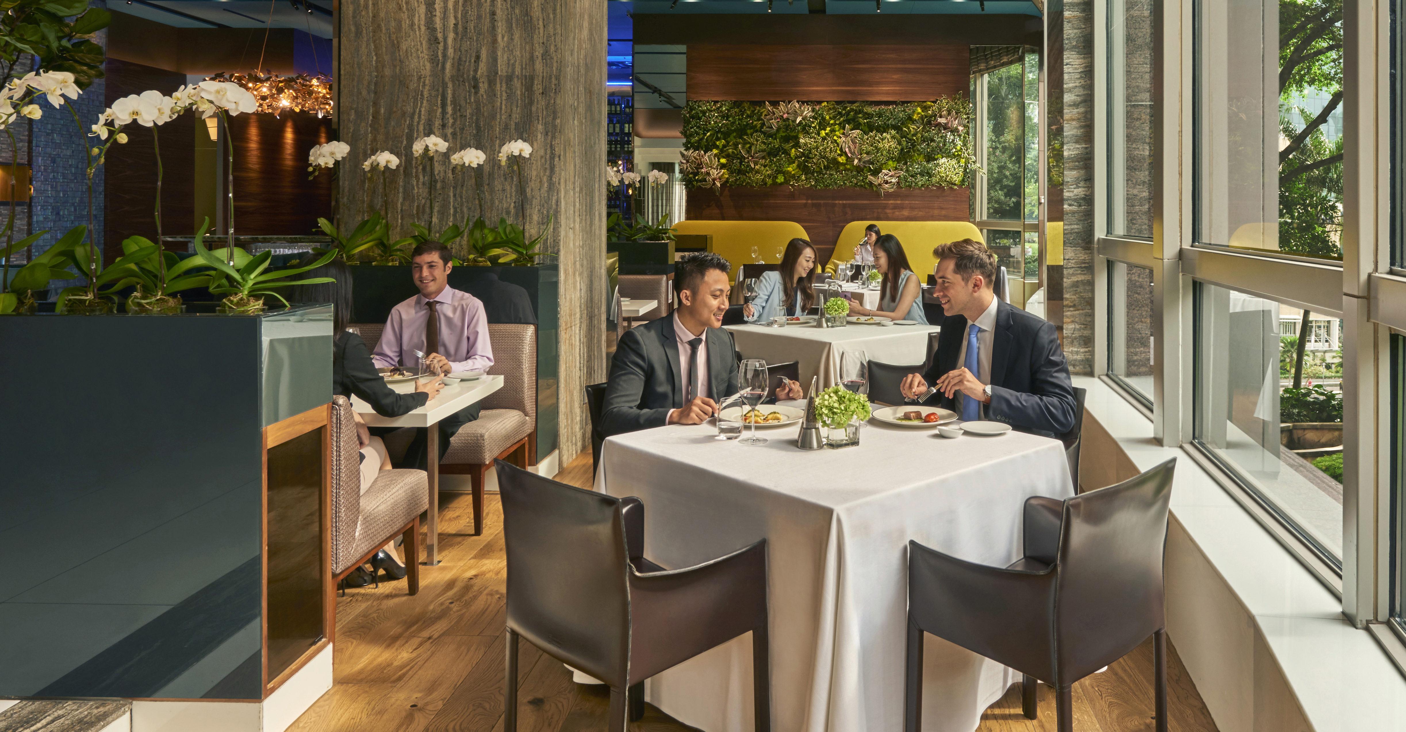 Mandarin Oriental Kuala Lumpur's Mandarin Grill Reopens
