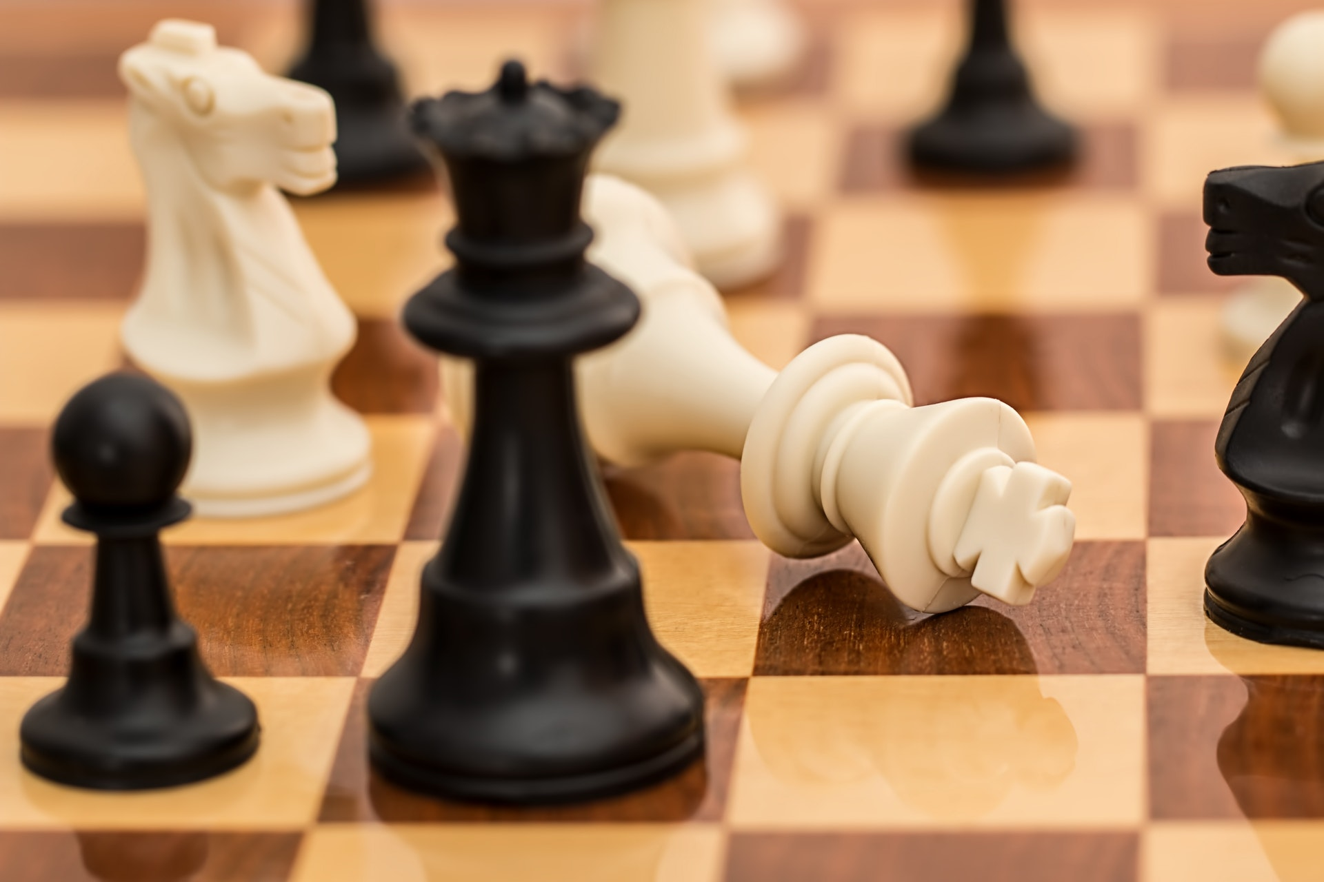 Netflix's The Queen's Gambit Sparks Fresh Interest For Chess