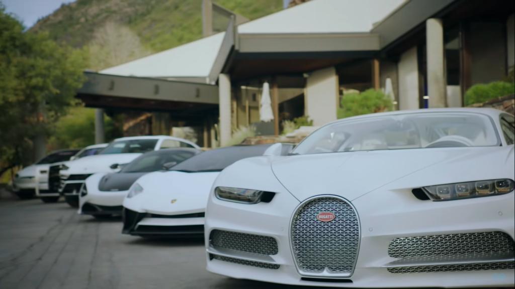 post malone luxury cars