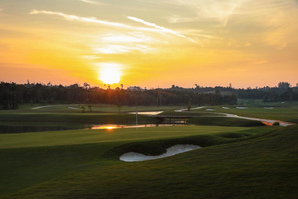 desaru golf course