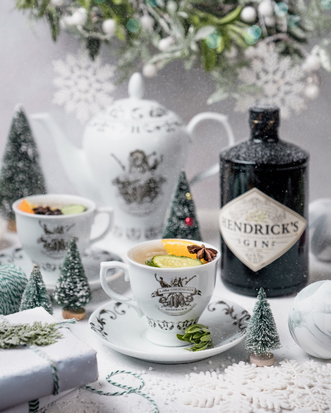 Here's why Hendrick's Gin will make a wonderful gift