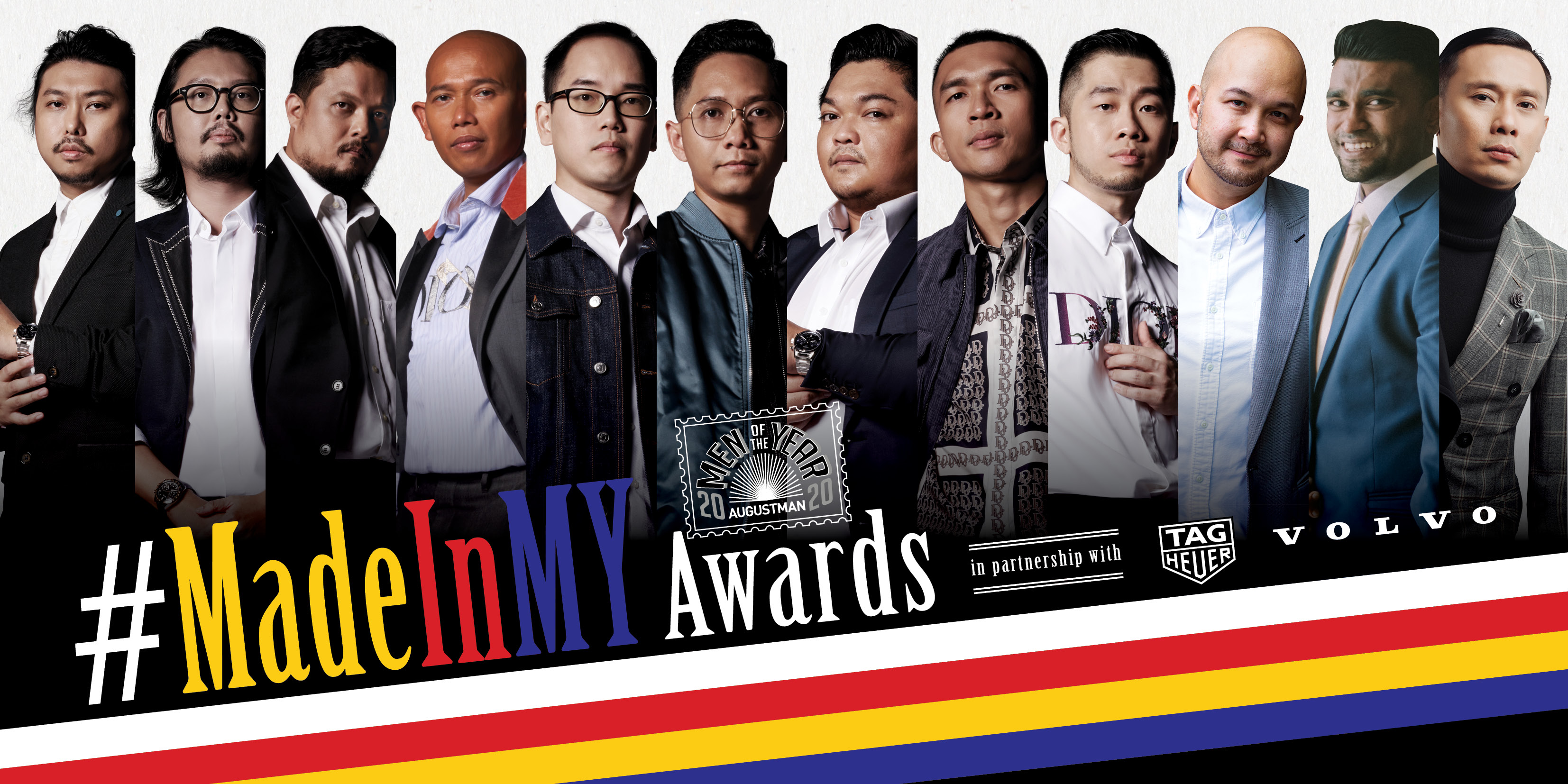 Men Of The Year 2020: The #MadeInMY Awards