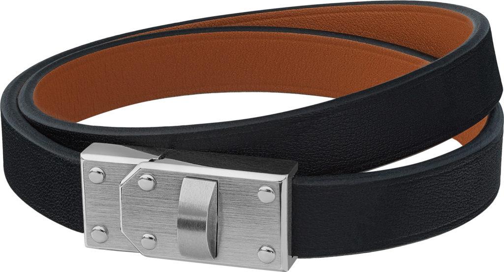 Bracelet in Swift calfskin