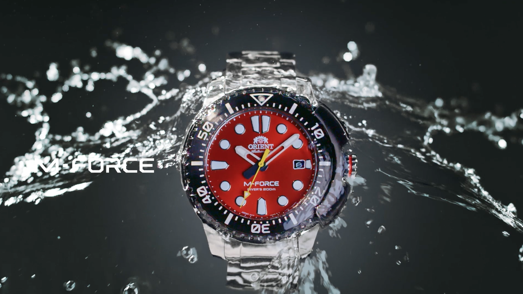 The Popular Orient M-Force Sports Collection Gets A Bold New Look
