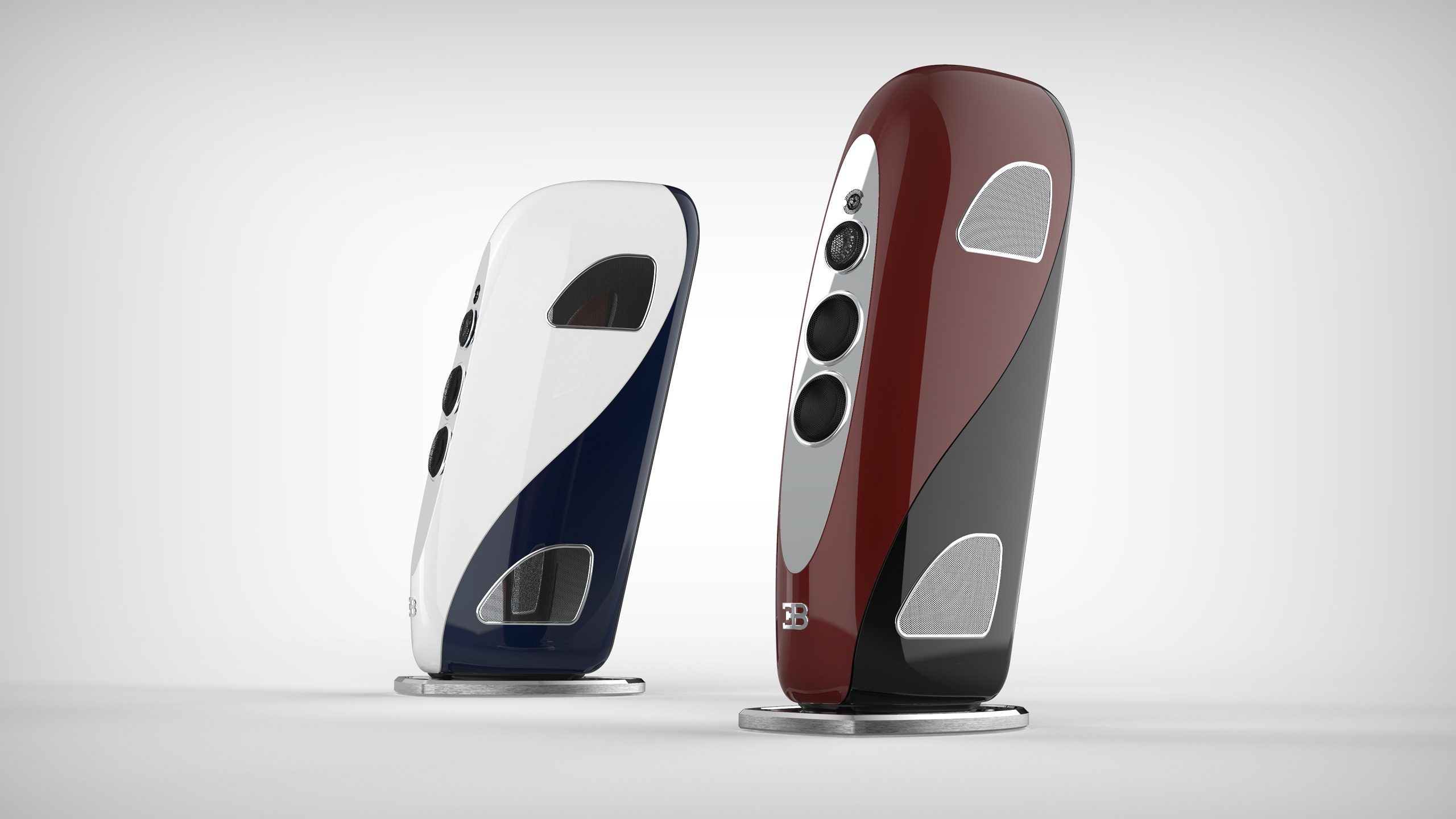 Bugatti Speakers You Want Parked In Your Living Room