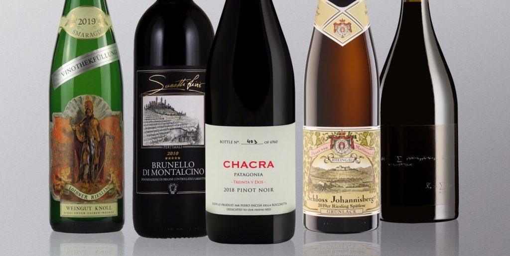 Drink To This: James Suckling's Top 10 Wines Of 2020