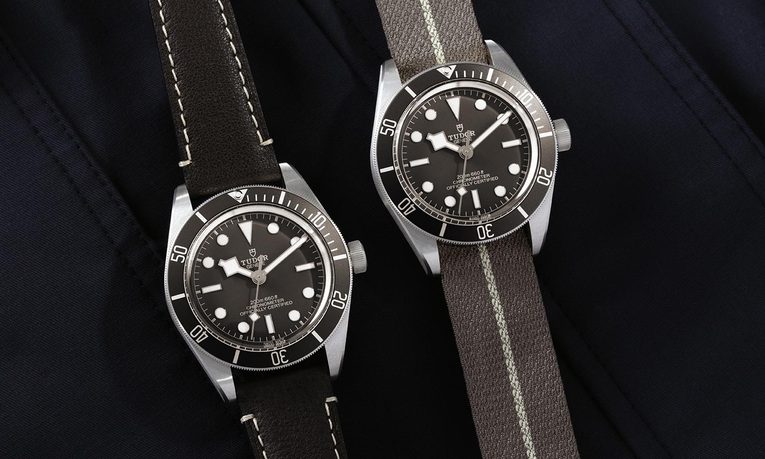 New Tudor Black Bay Fifty-Eight 925 Is Edward Cullen, In A Good Way