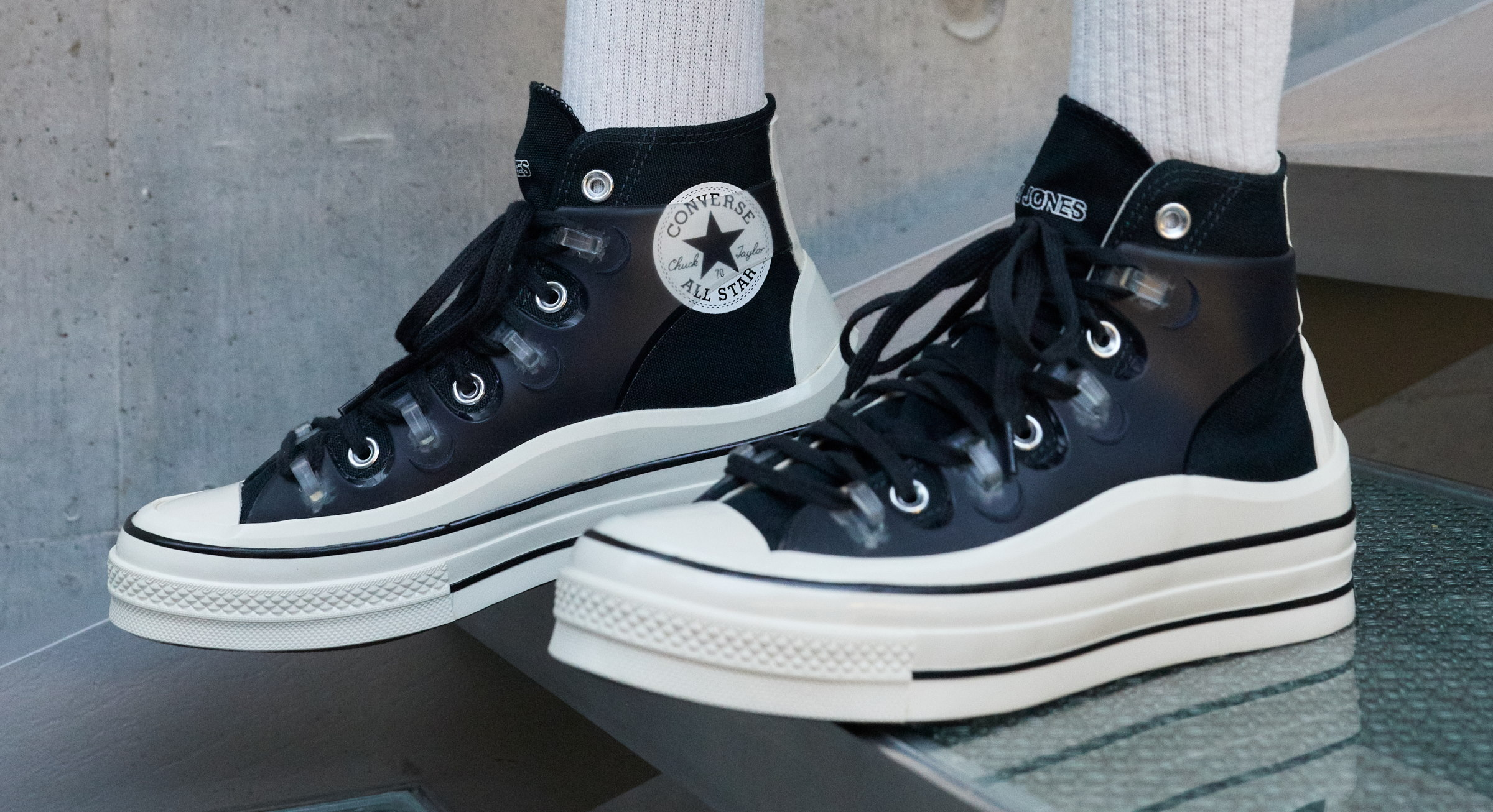 Converse x Kim Jones Collection Is A Throwback To The '90s