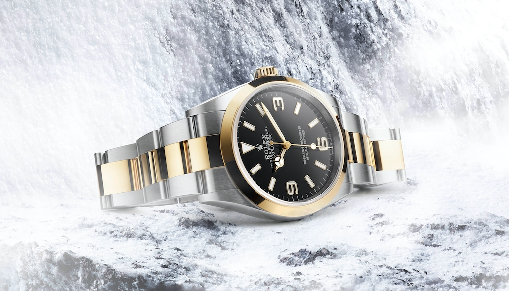 In Defence Of The New Rolex Oyster Perpetual Explorer Two Tone