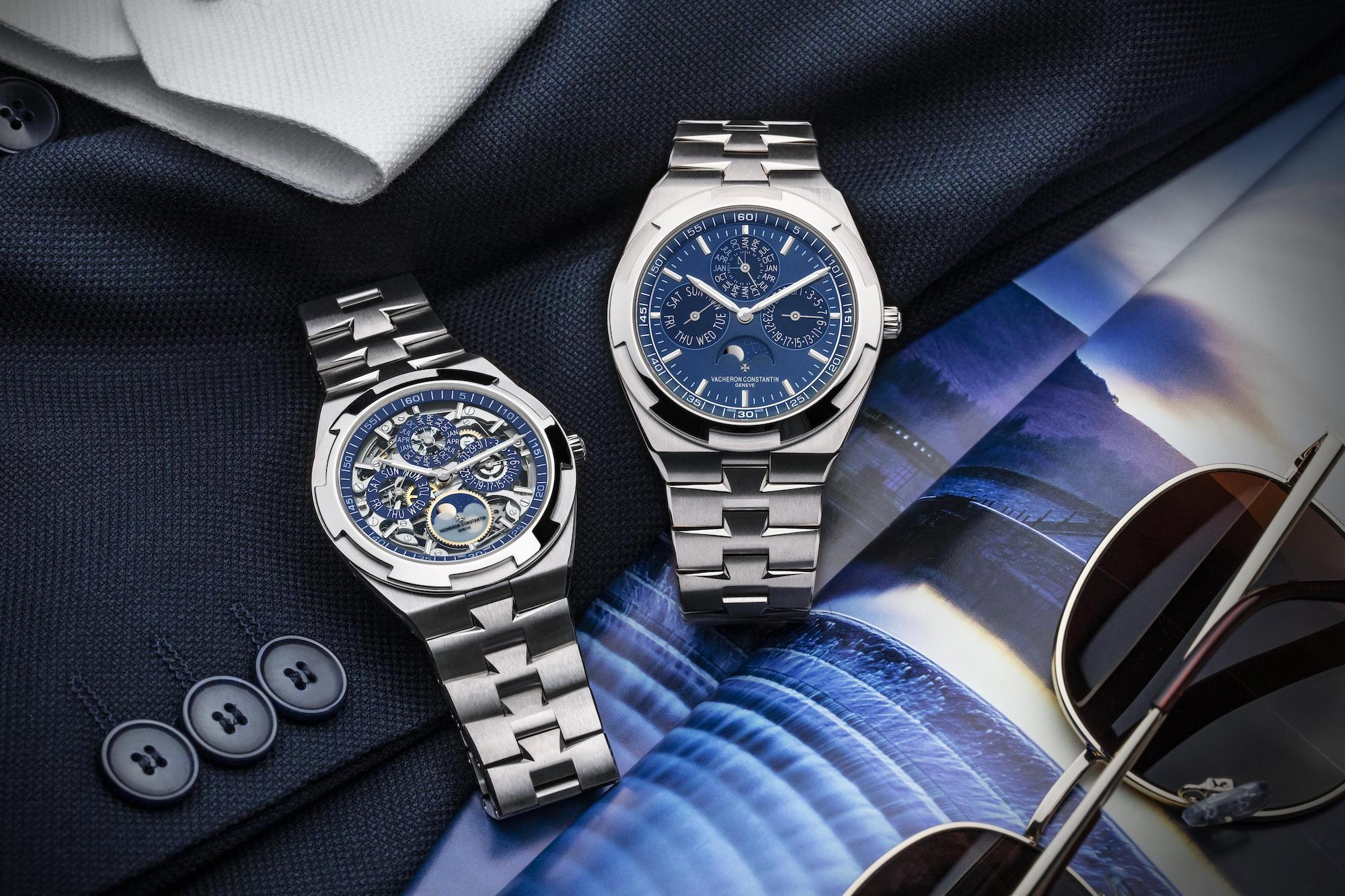 New Overseas Perpetual Calendar Ultra-Thin Is The Pinnacle Of Vacheron Constantin's Sport Luxury Range