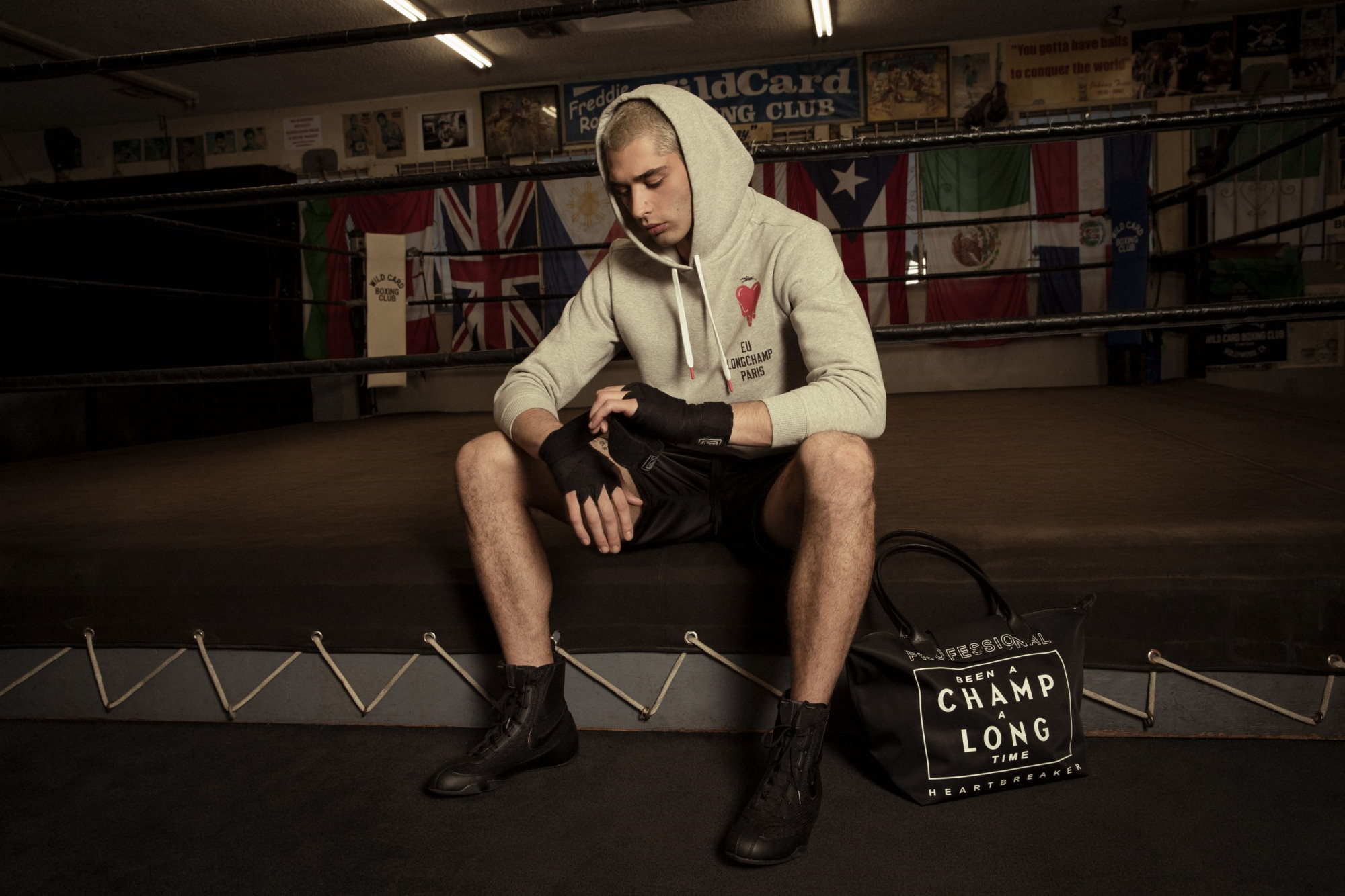 """Longchamp X EU """"Been A Champ"""" Collection Brings Out The Champ In You"""