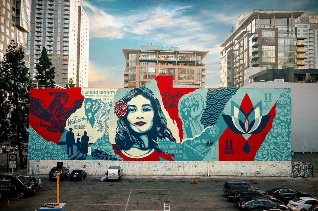 most famous street artists