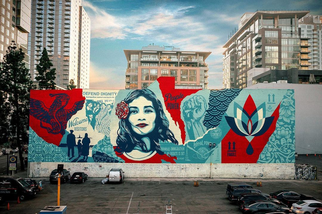 The Most Revolutionary Street Artists Of Our Times