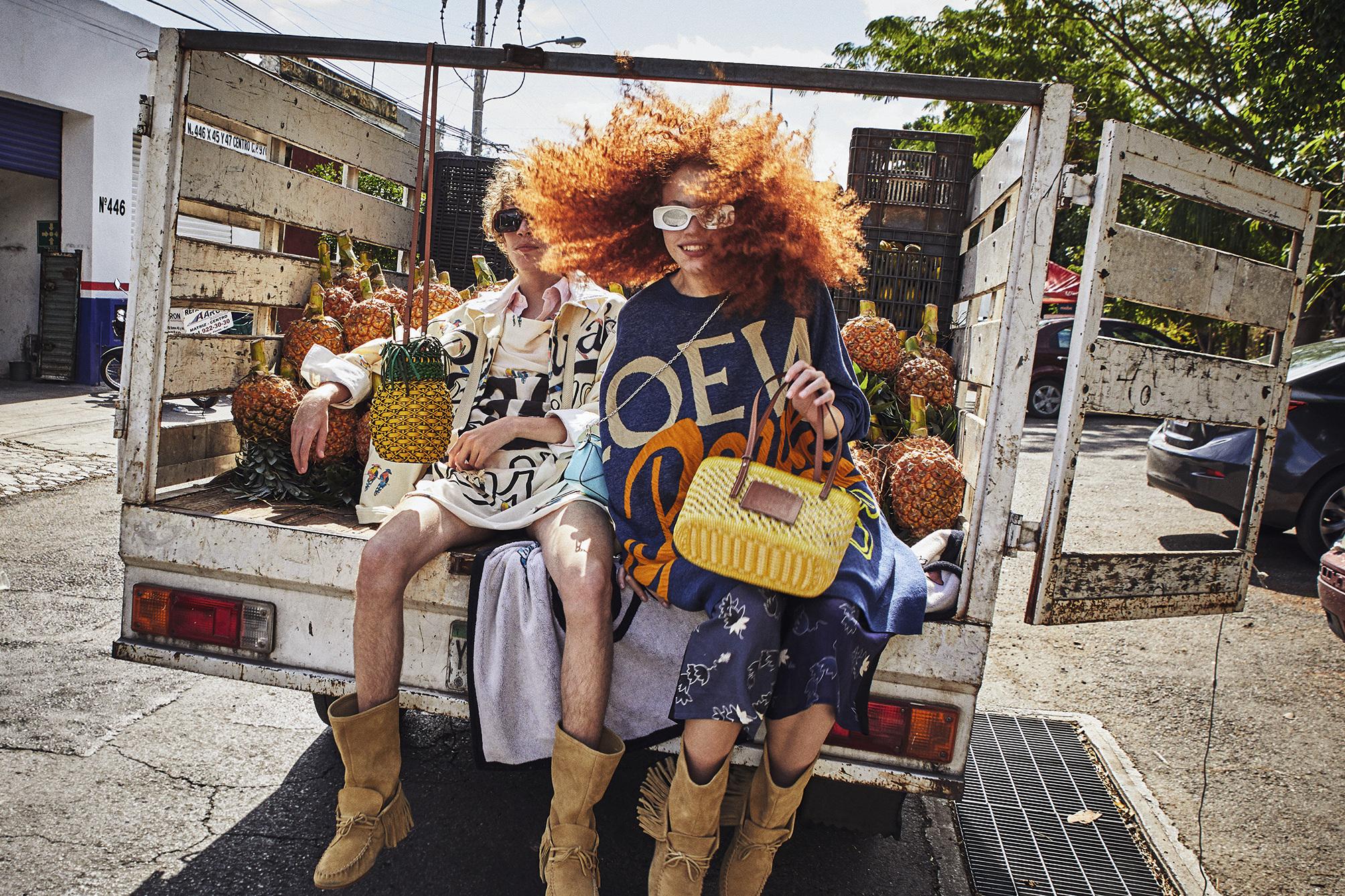 Loewe Paula's Ibiza 2021 Collection Energises Casa Loewe With Summer Vibes